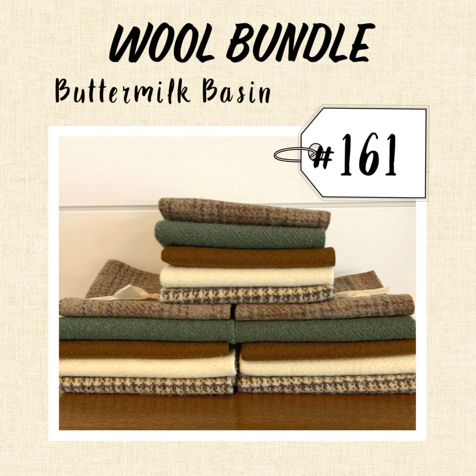 Wool Bundle #161