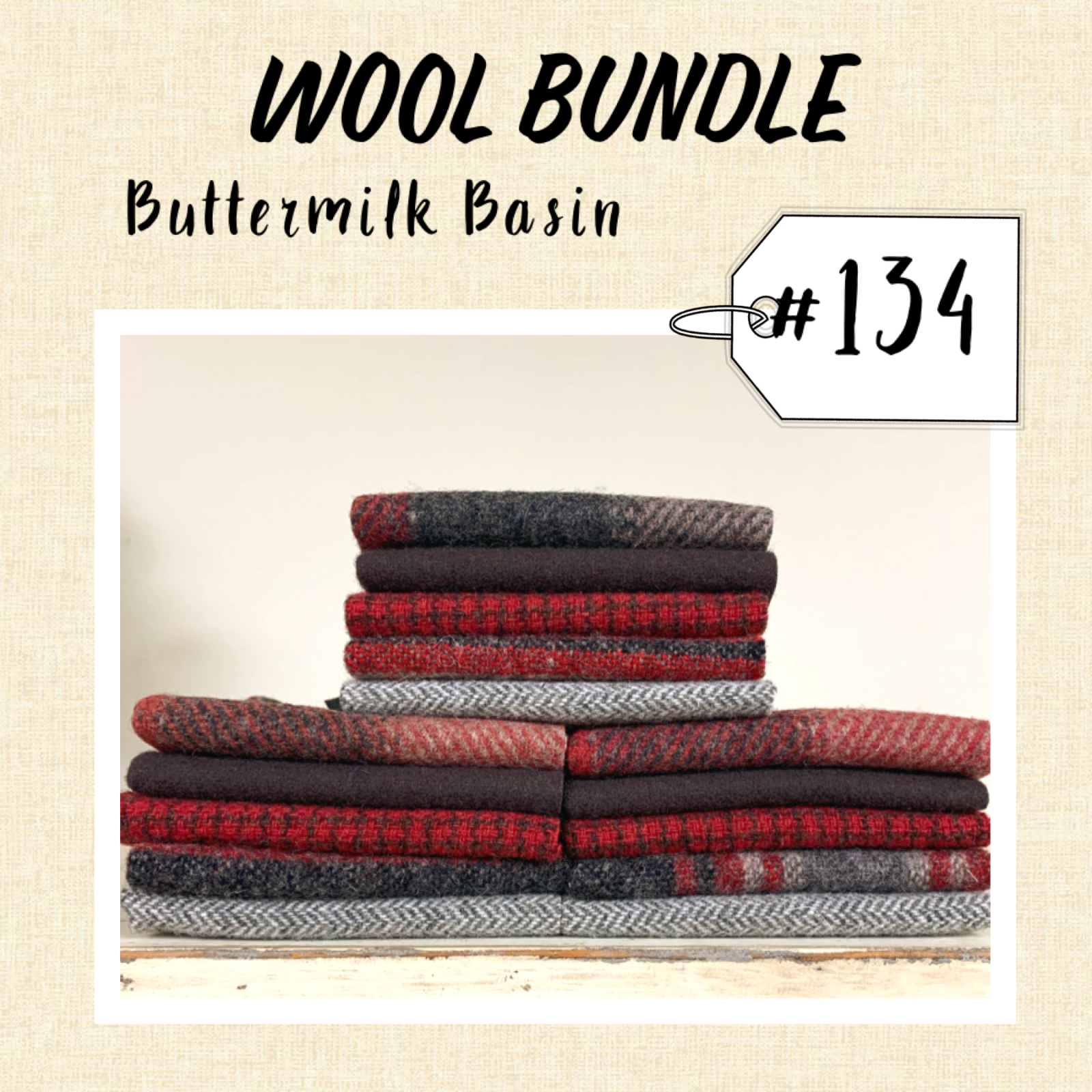 Wool Bundle #134