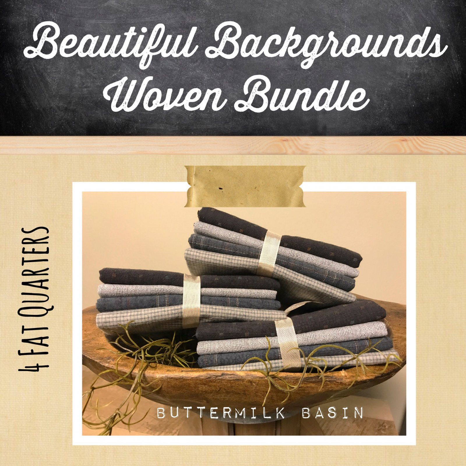 Beautiful Backgrounds Woven Bundle