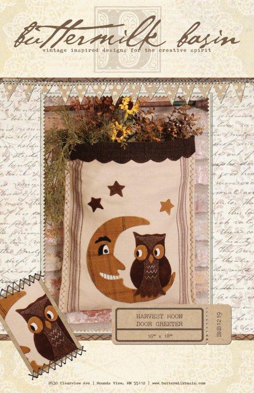 Harvest Moon Door Greeter * Pattern