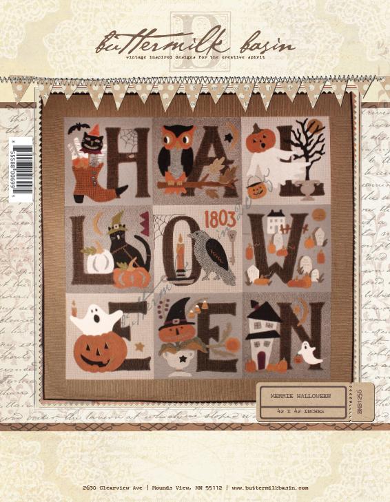 Merrie Halloween * Pattern