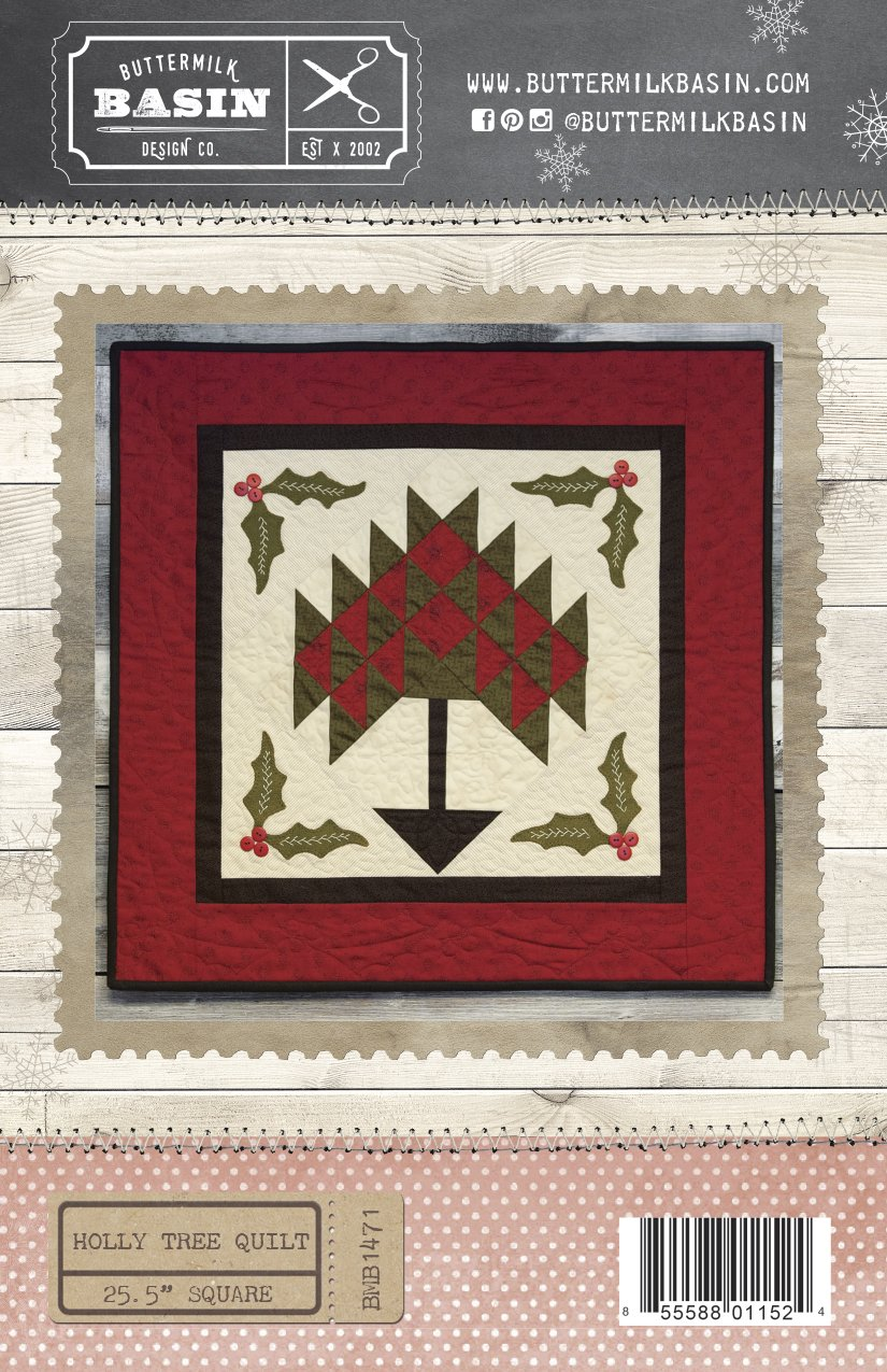 Holly Tree Quilt