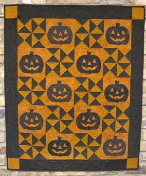 Black Jacks Quilt * Pattern