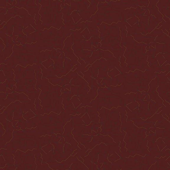 Red Lumberjack Aaron Lines - C8707 * 1/2 yard