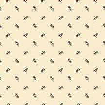 Cream Lumberjack Aaron Arrows - C8708 * 1/2 yard