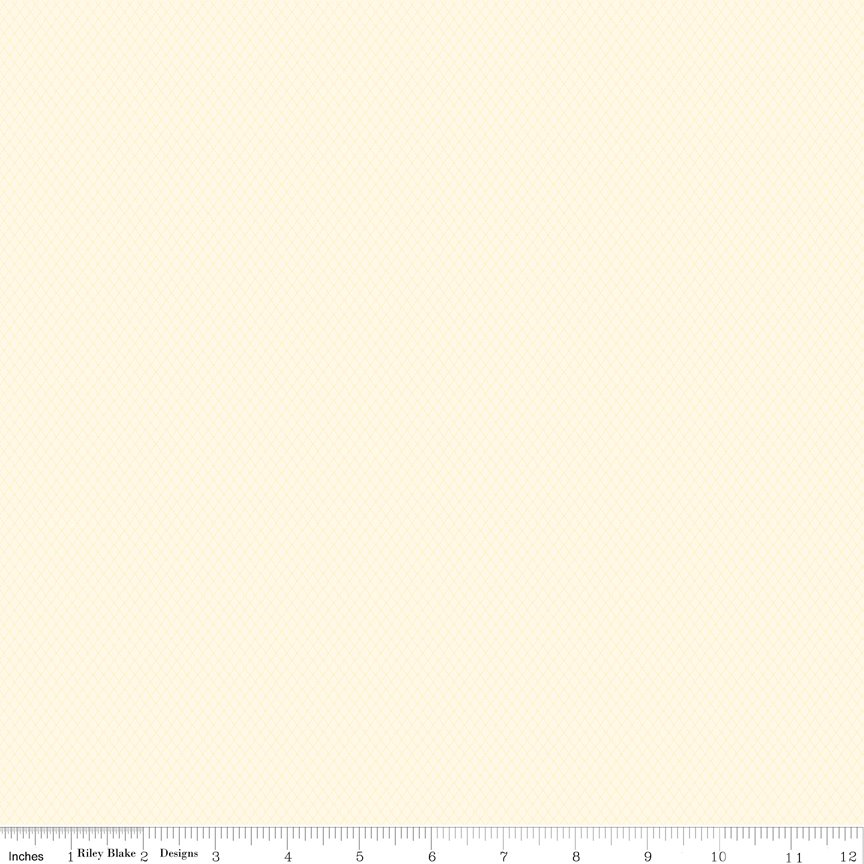 Buttermilk Basics * C9184 Cream - 1/2 yard