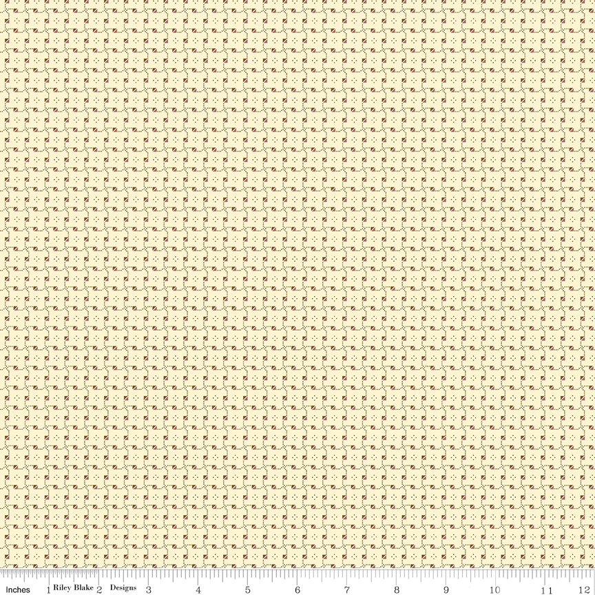 Buttermilk Basics * C9185 Pink - 1/2 yard
