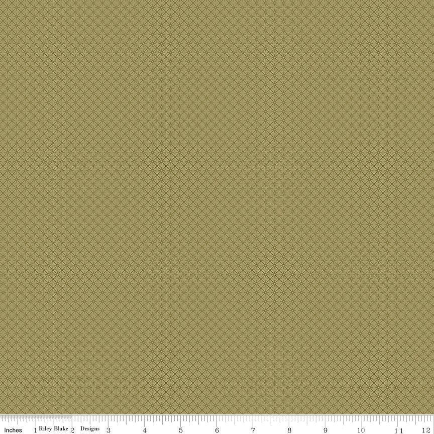 Buttermilk Basics * C9187 Green - 1/2 yard