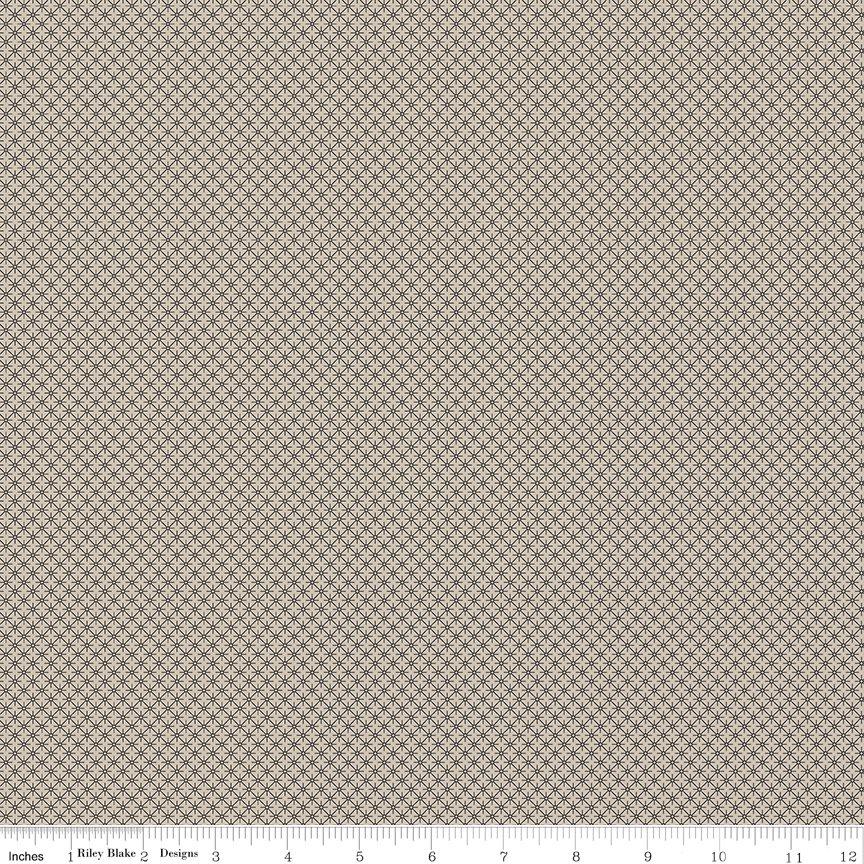 Buttermilk Basics * C9187 Taupe - 1/2 yard