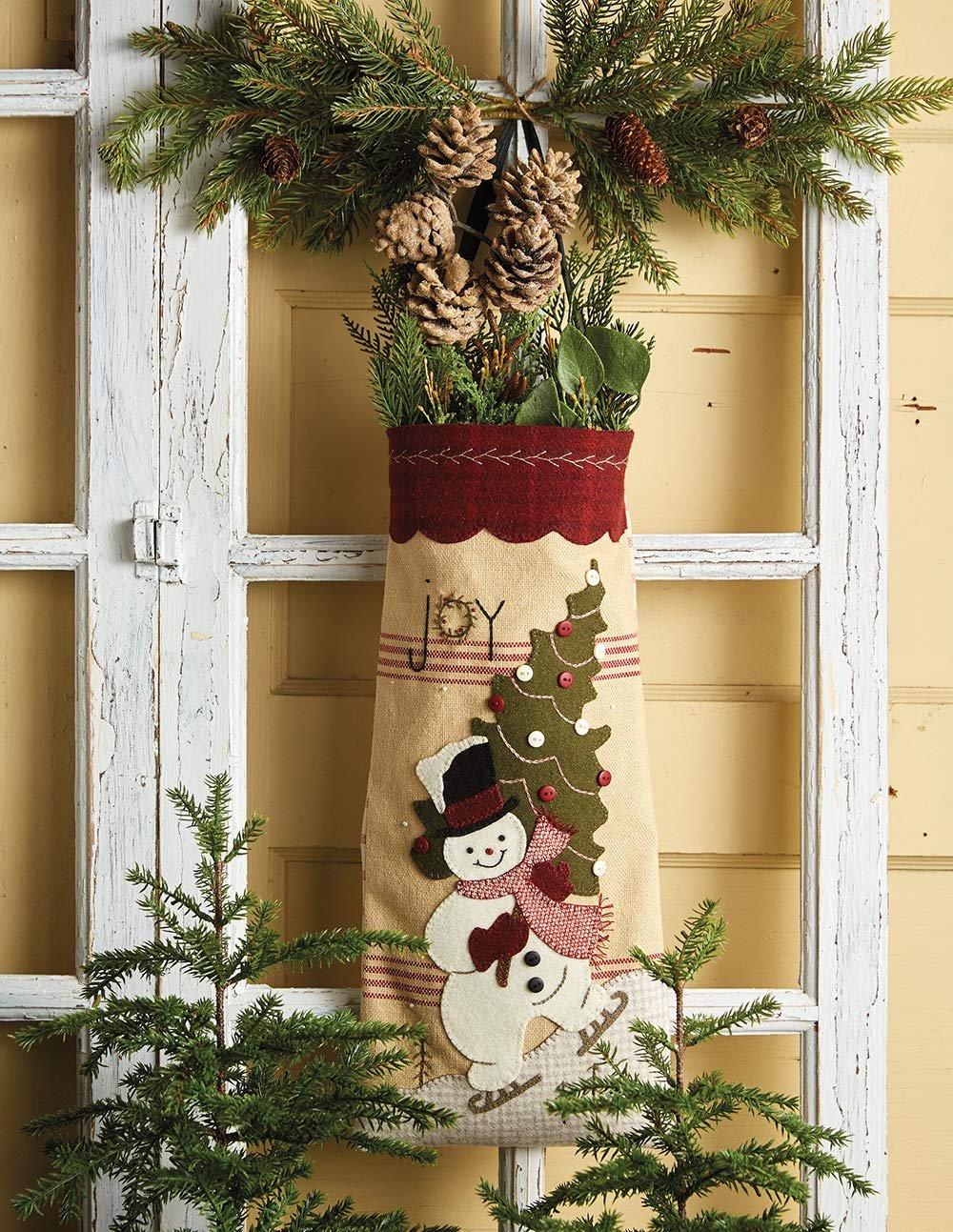 Christmas at Buttermilk Basin * Frosty Frolic Vintage Sack Kit