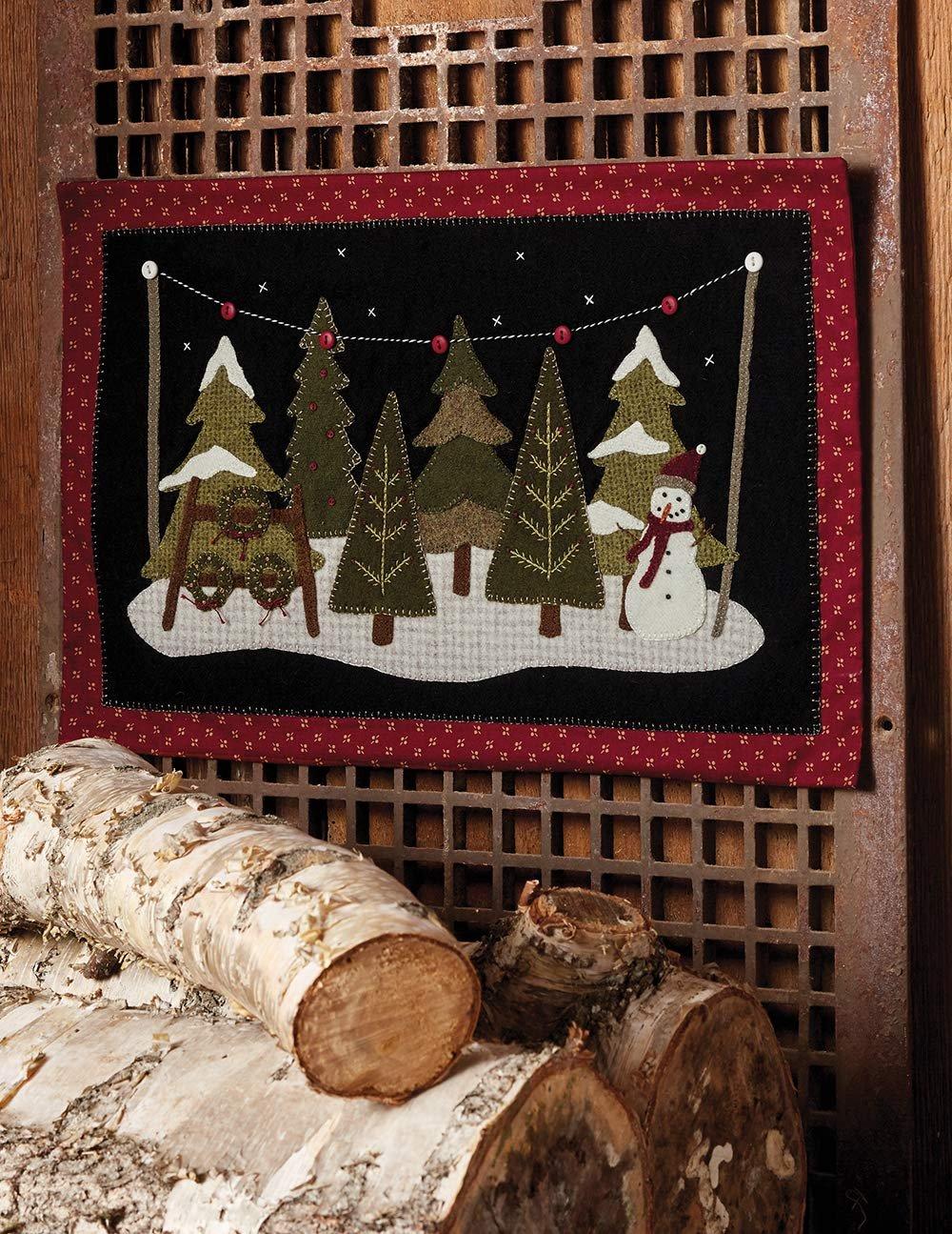 Christmas at Buttermilk Basin * Frosty's Tree Farm Kit