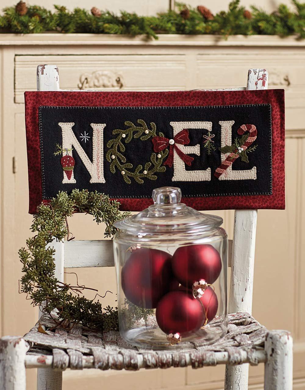 foto de Christmas at Buttermilk Basin * Vintage NOEL Kit