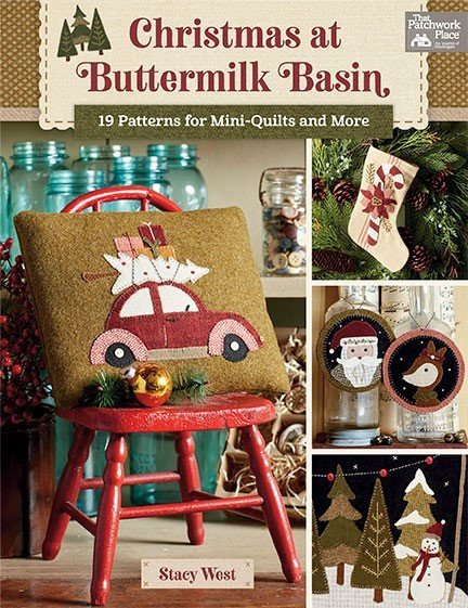 Christmas at Buttermilk Basin! *Book