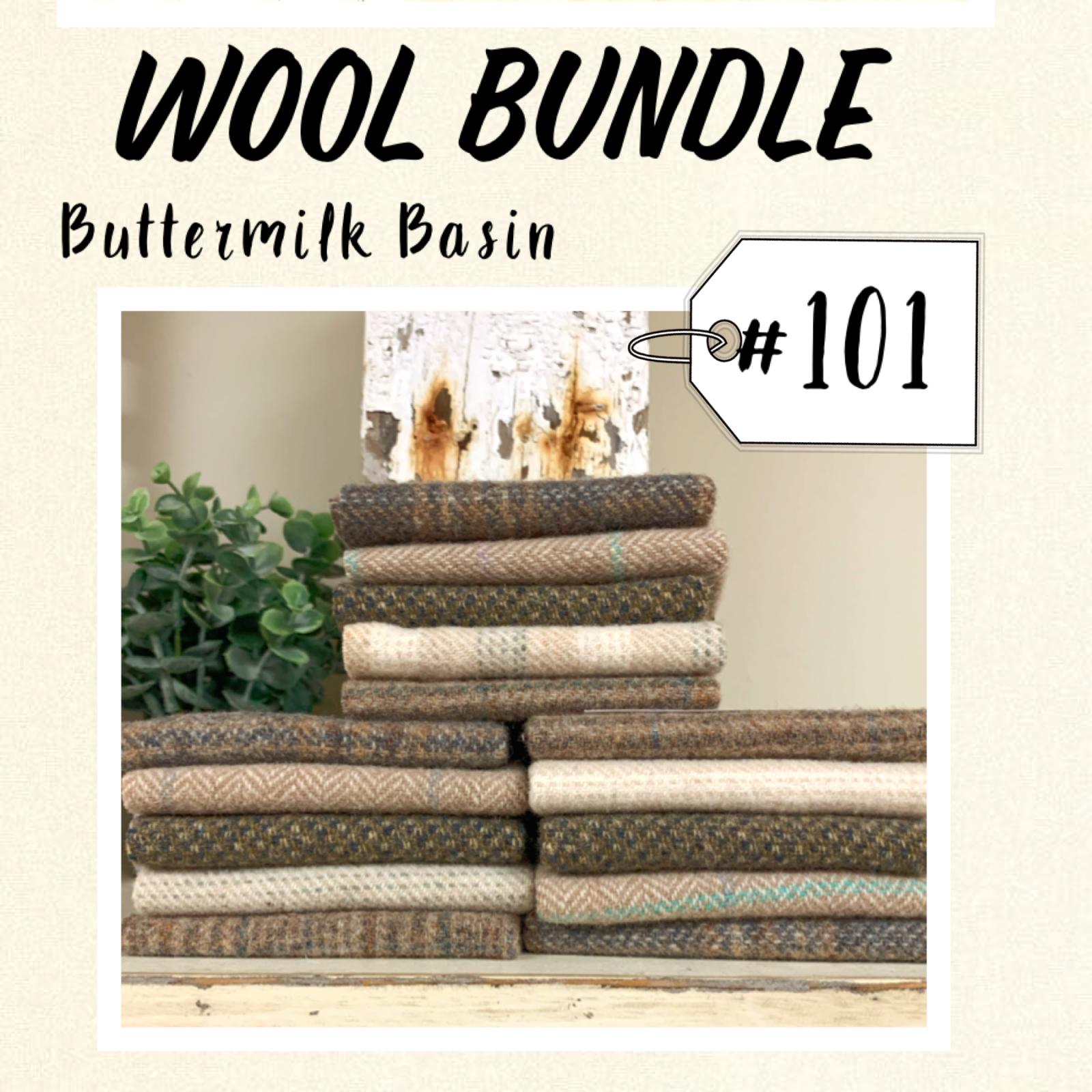 Wool Bundle 101