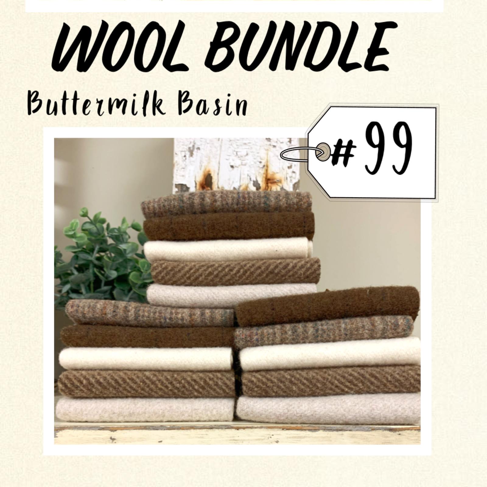 Wool Bundle 99