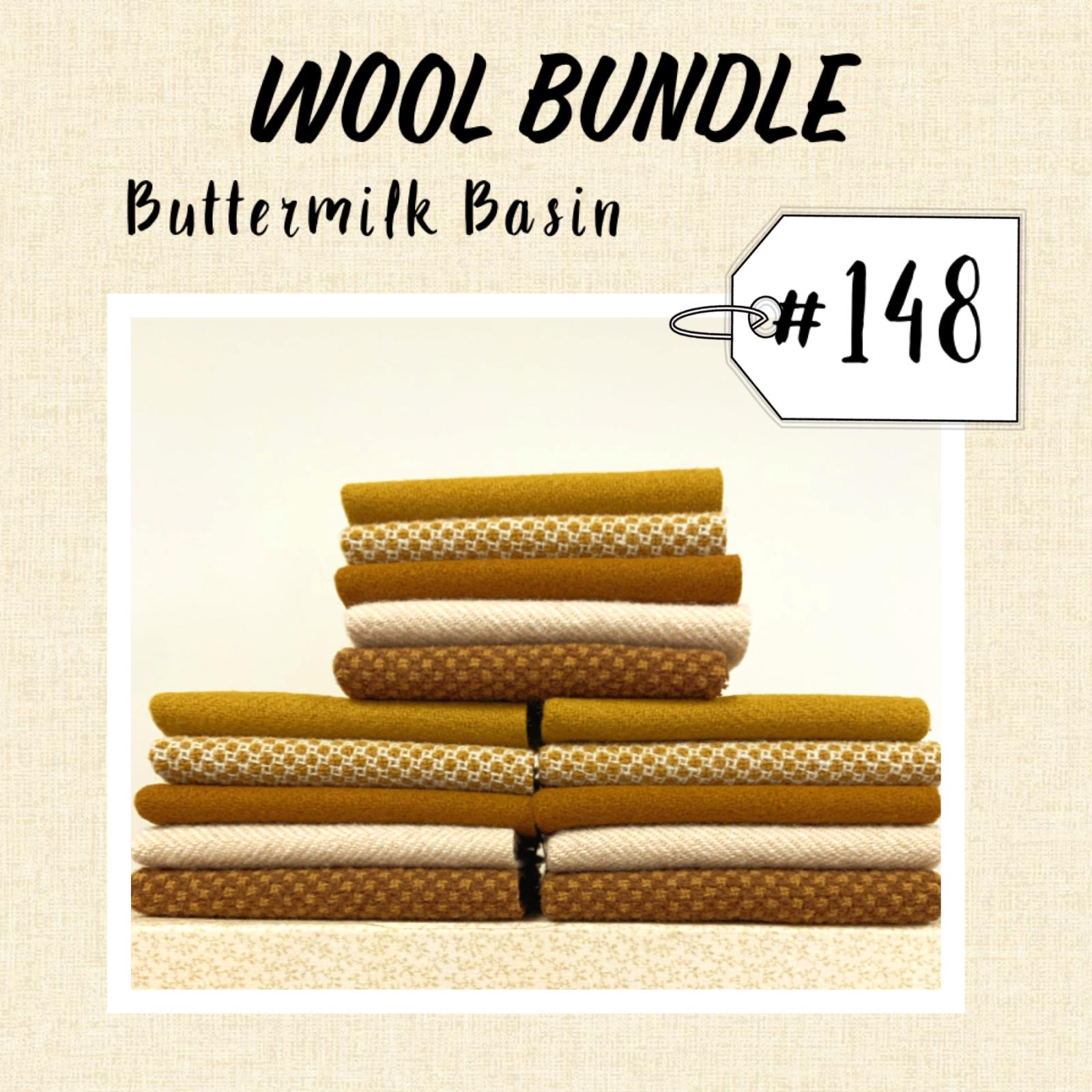 Wool Bundle #148