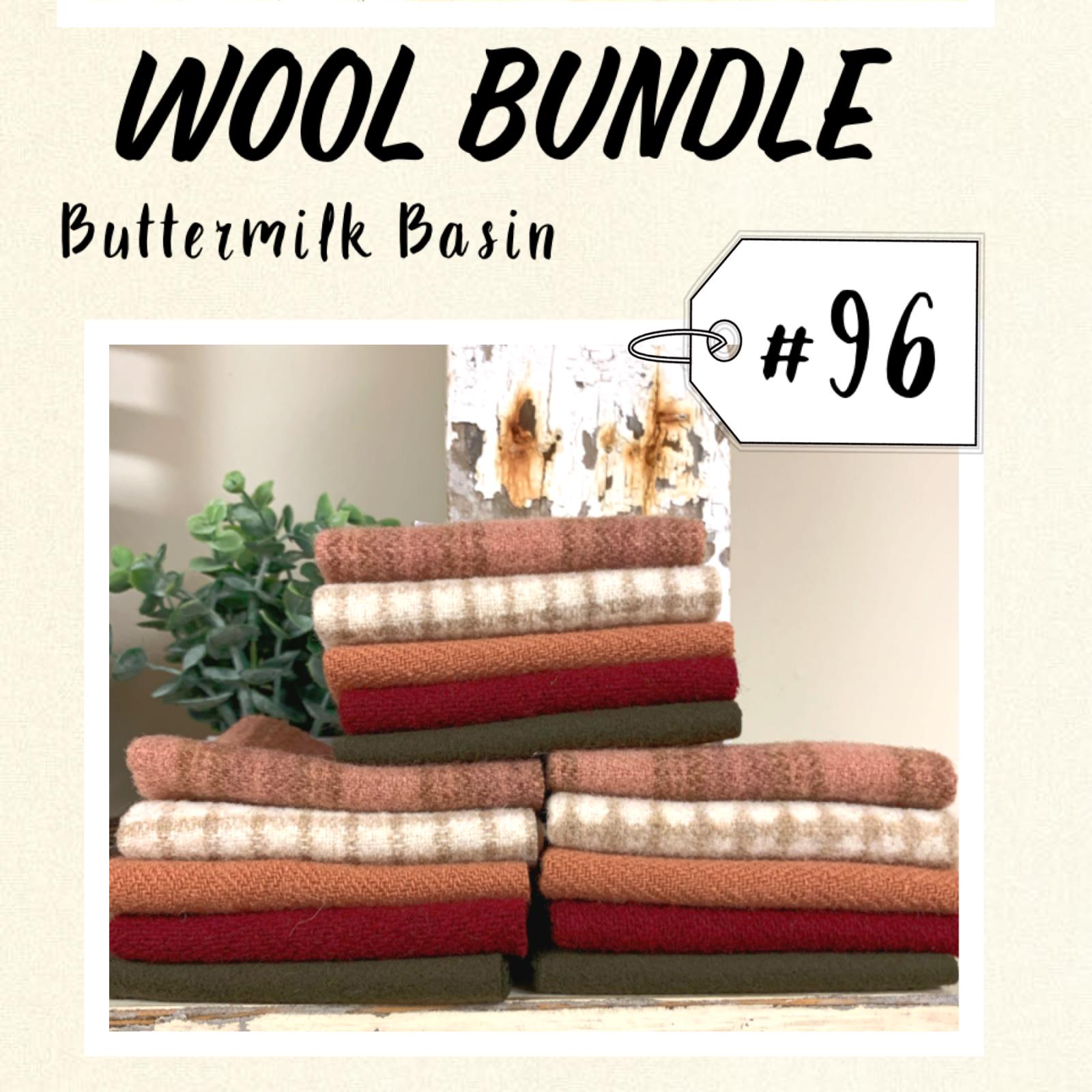 Wool Bundle 96