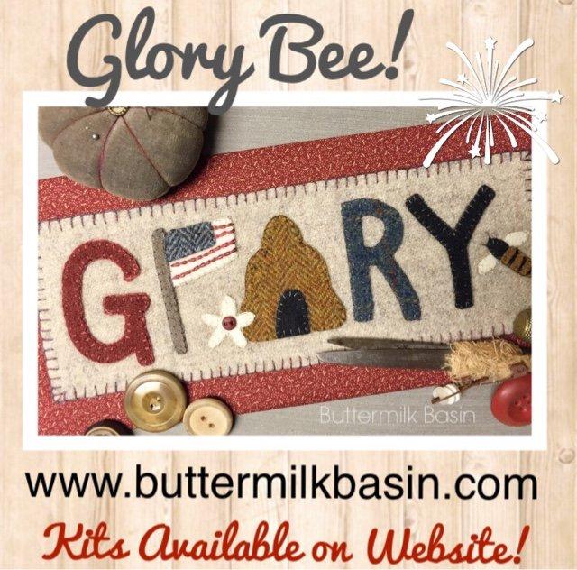 Glory B Pattern & Kit
