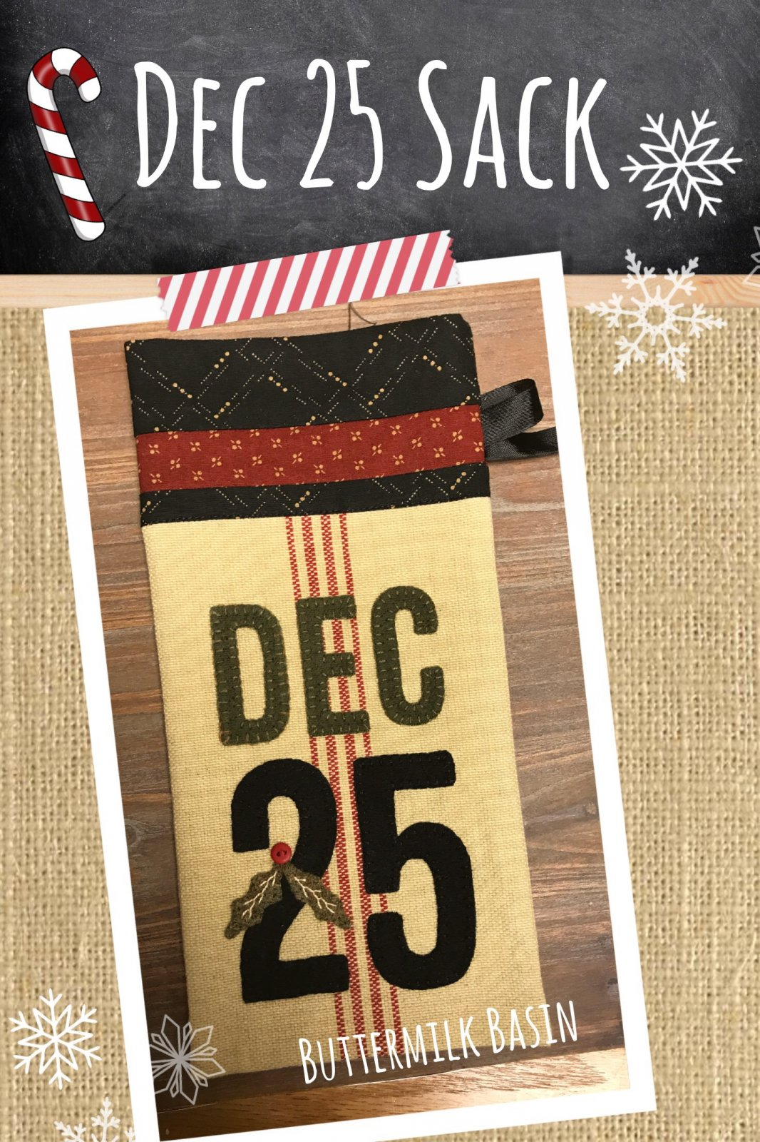 Dec 25 Sack * KIT