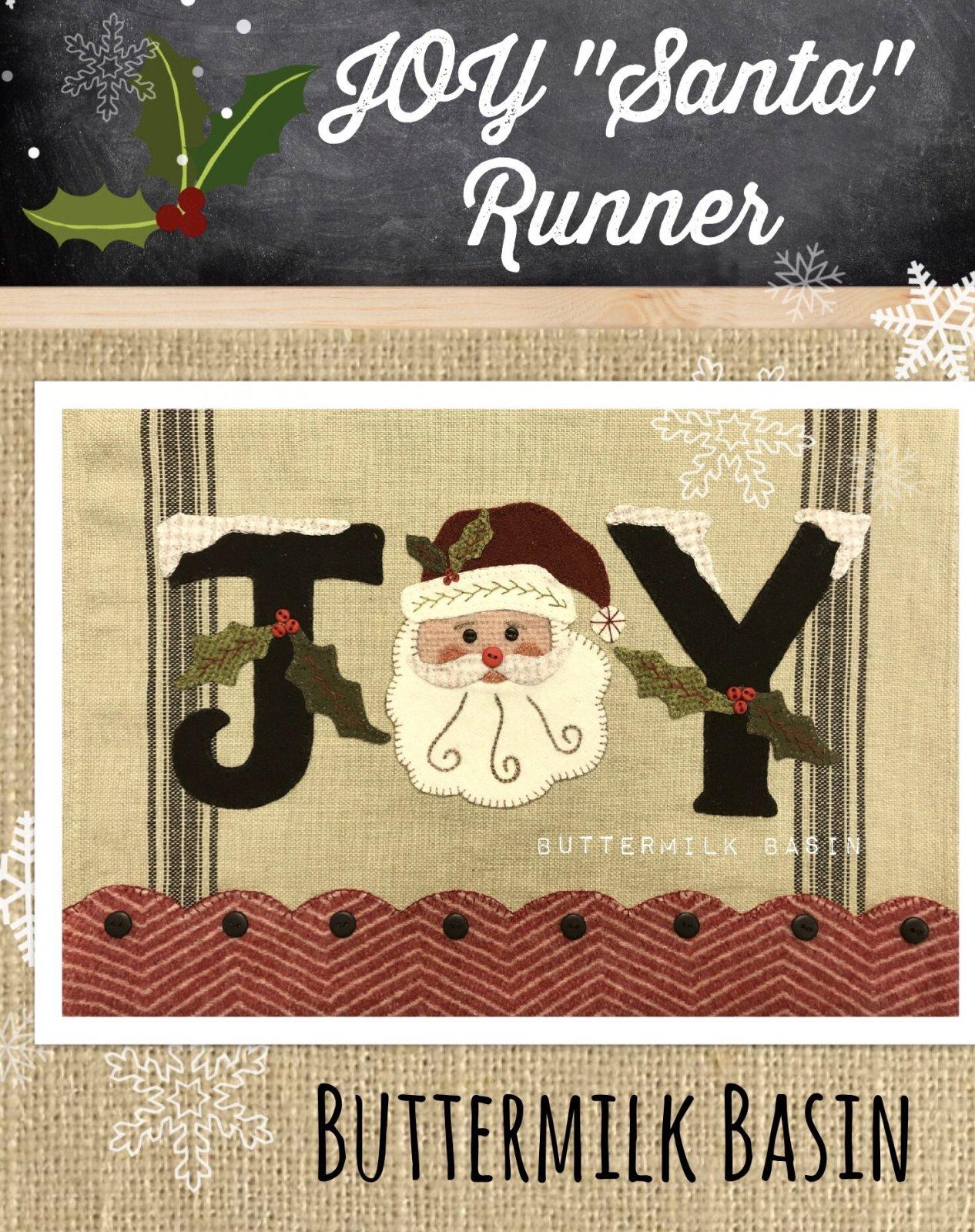 JOY Santa Runner