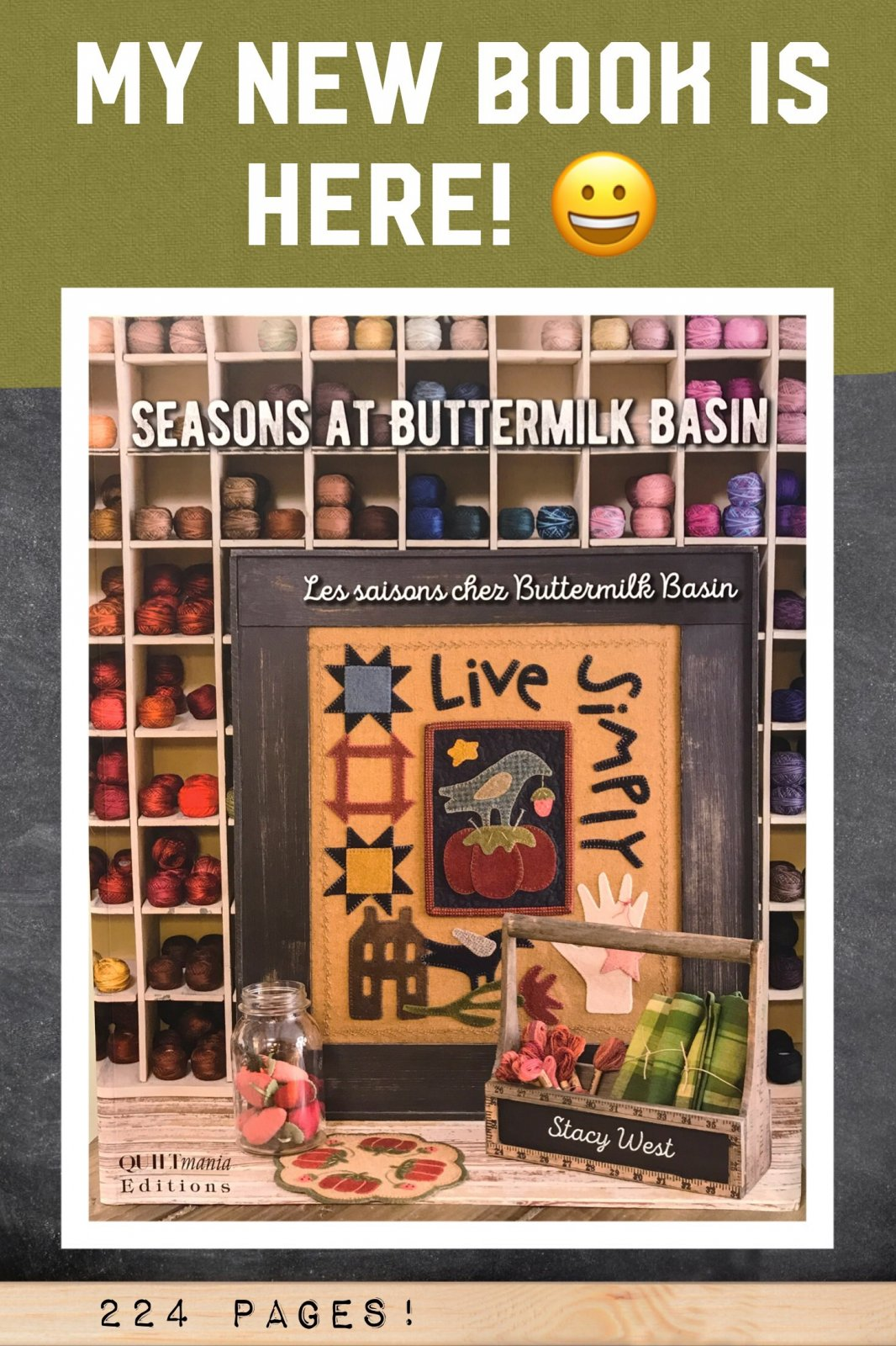 Seasons at Buttermilk Basin 40+ Project Book