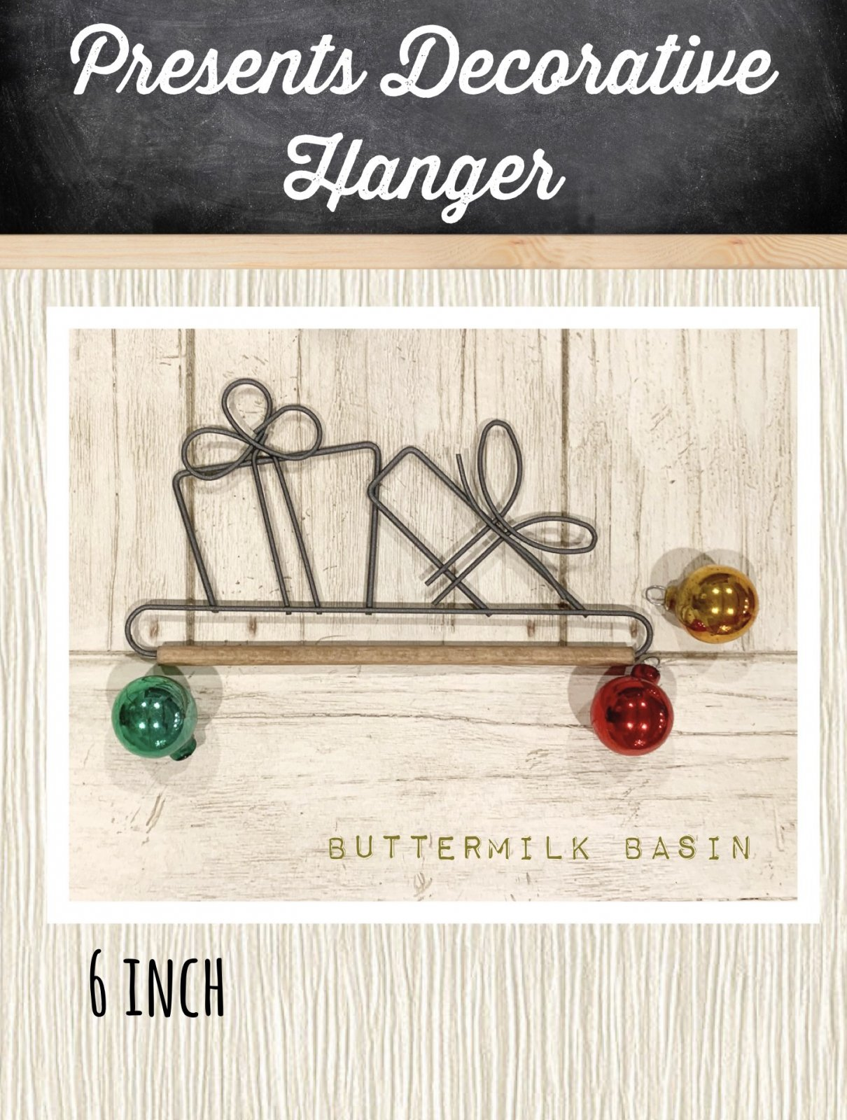 Presents Decorative Hanger
