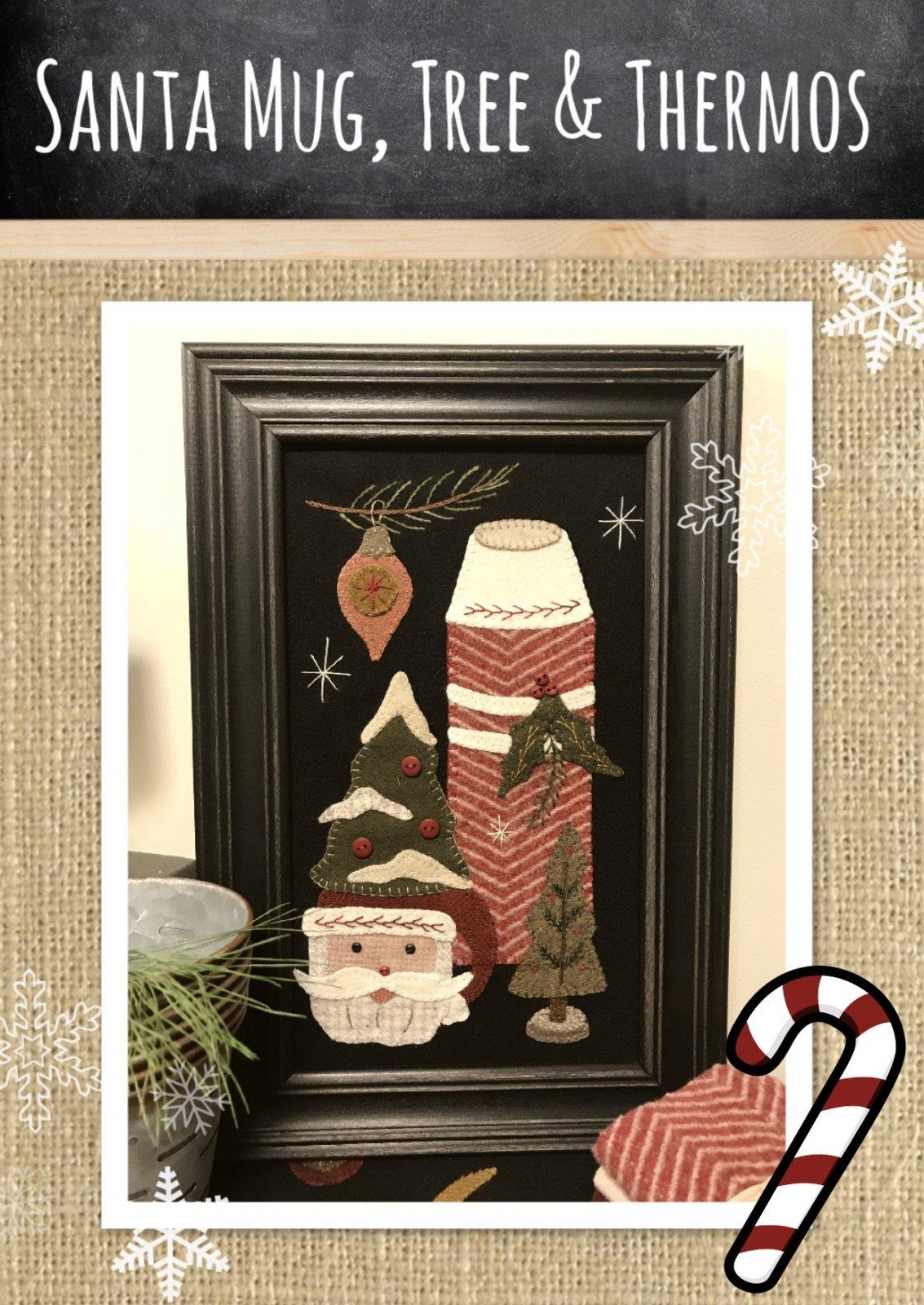 Santa Mug, Tree & Thermos