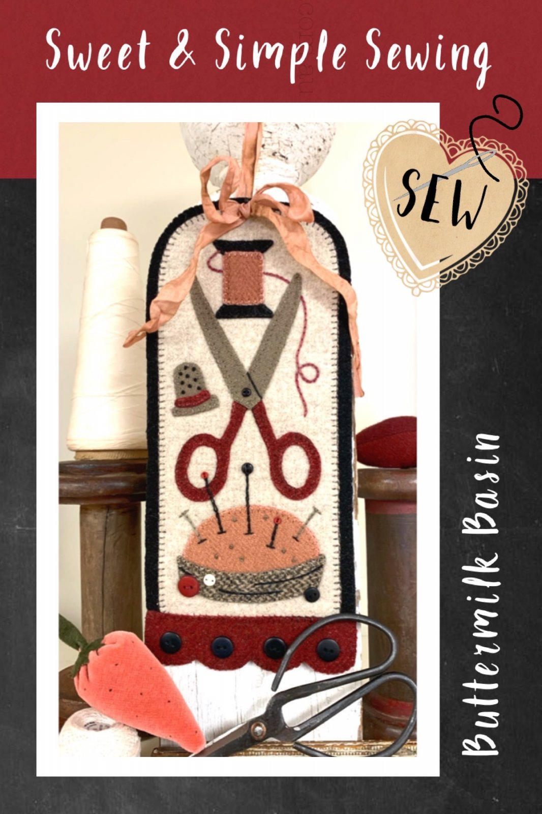 Sweet & Simple Sewing * KIT & Pattern