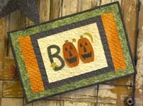 BOO Patchwork * Pattern