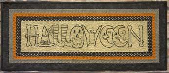 Halloween Blackwork * Pattern
