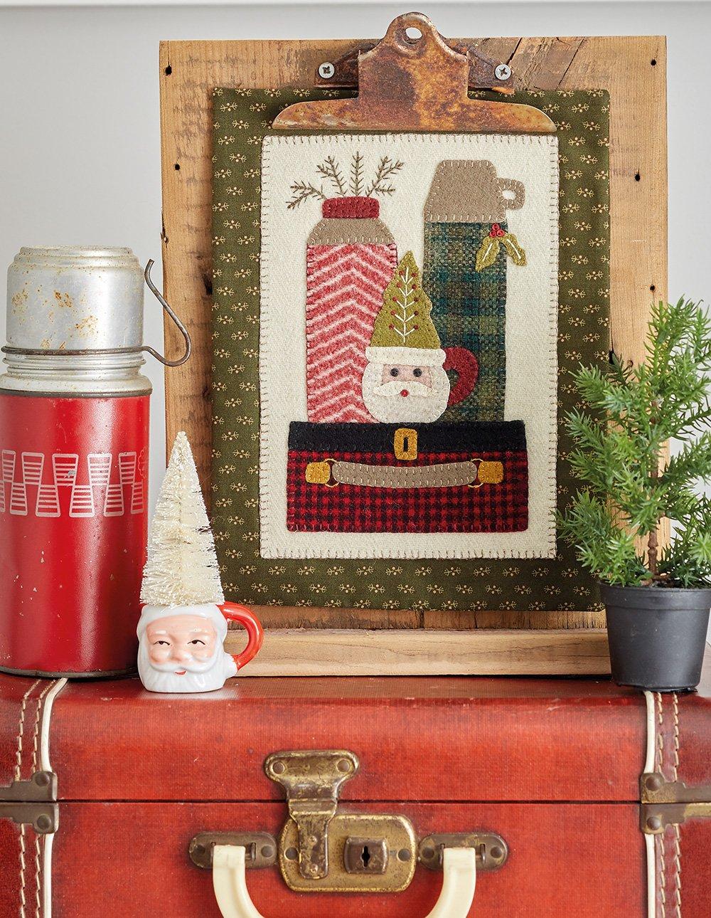 Buttermilk Basin's Vintage Vibe * Plaid Holiday Gathering Kit