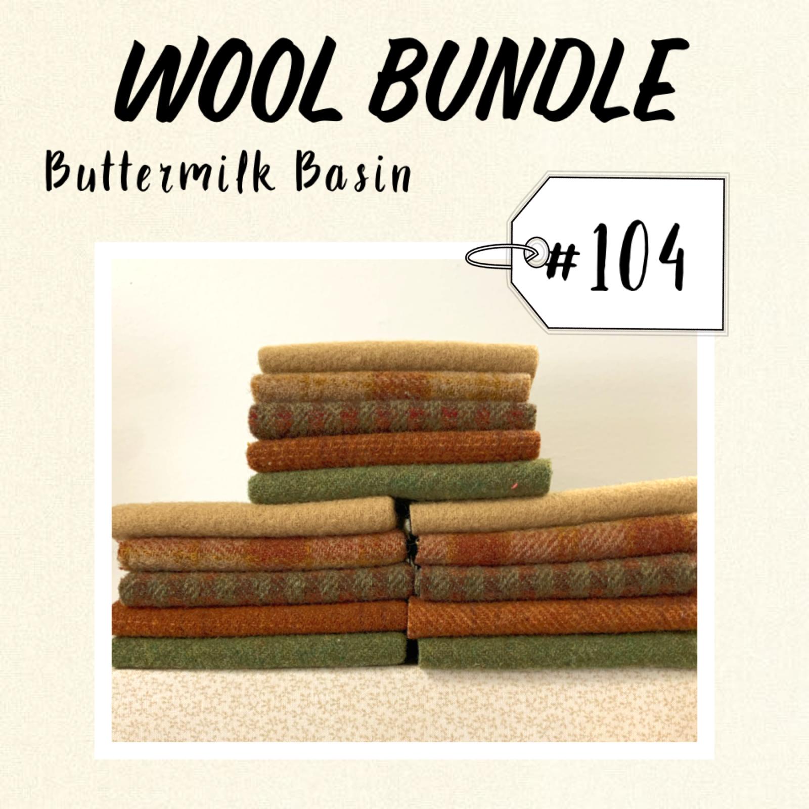 Wool Bundle #104