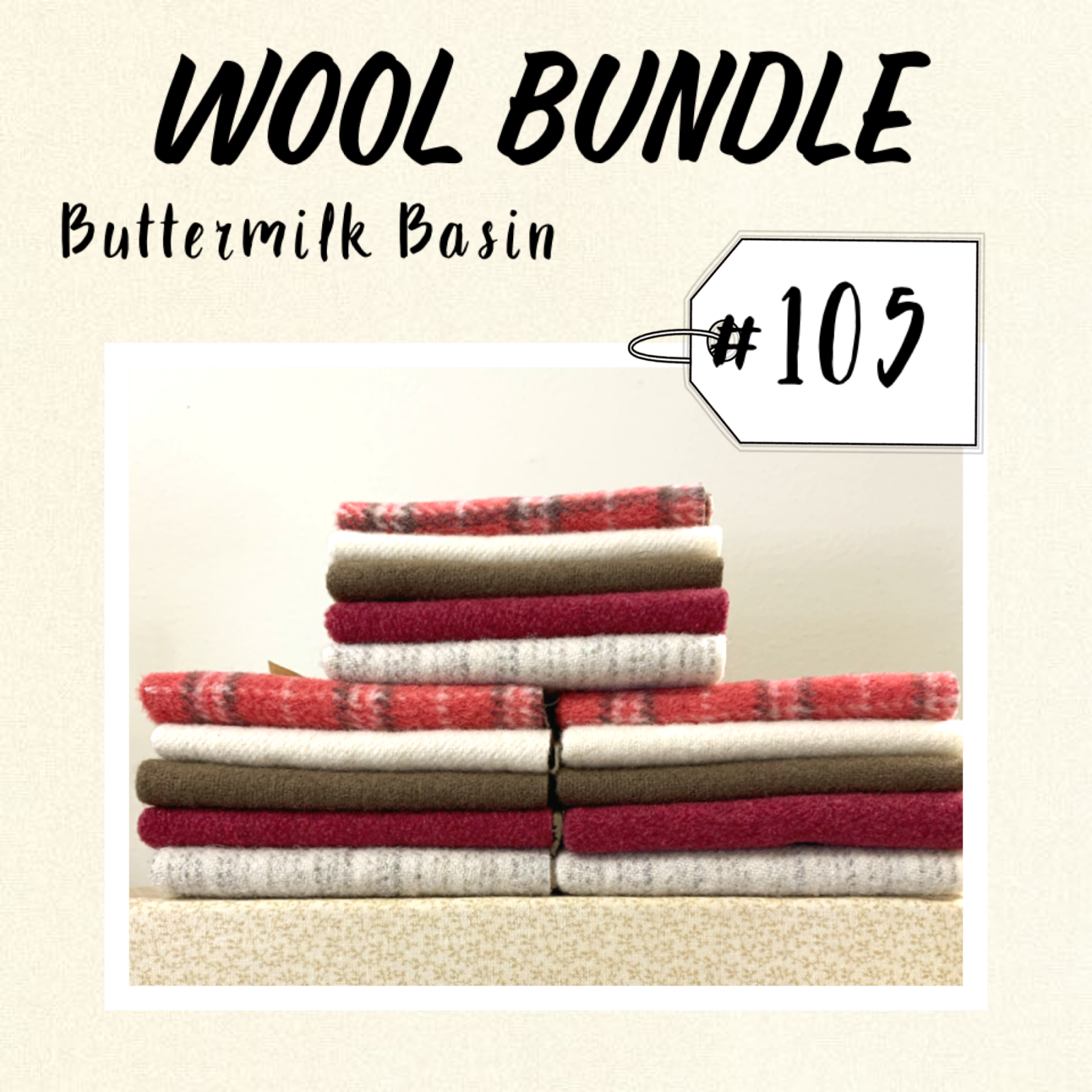 Wool Bundle #105