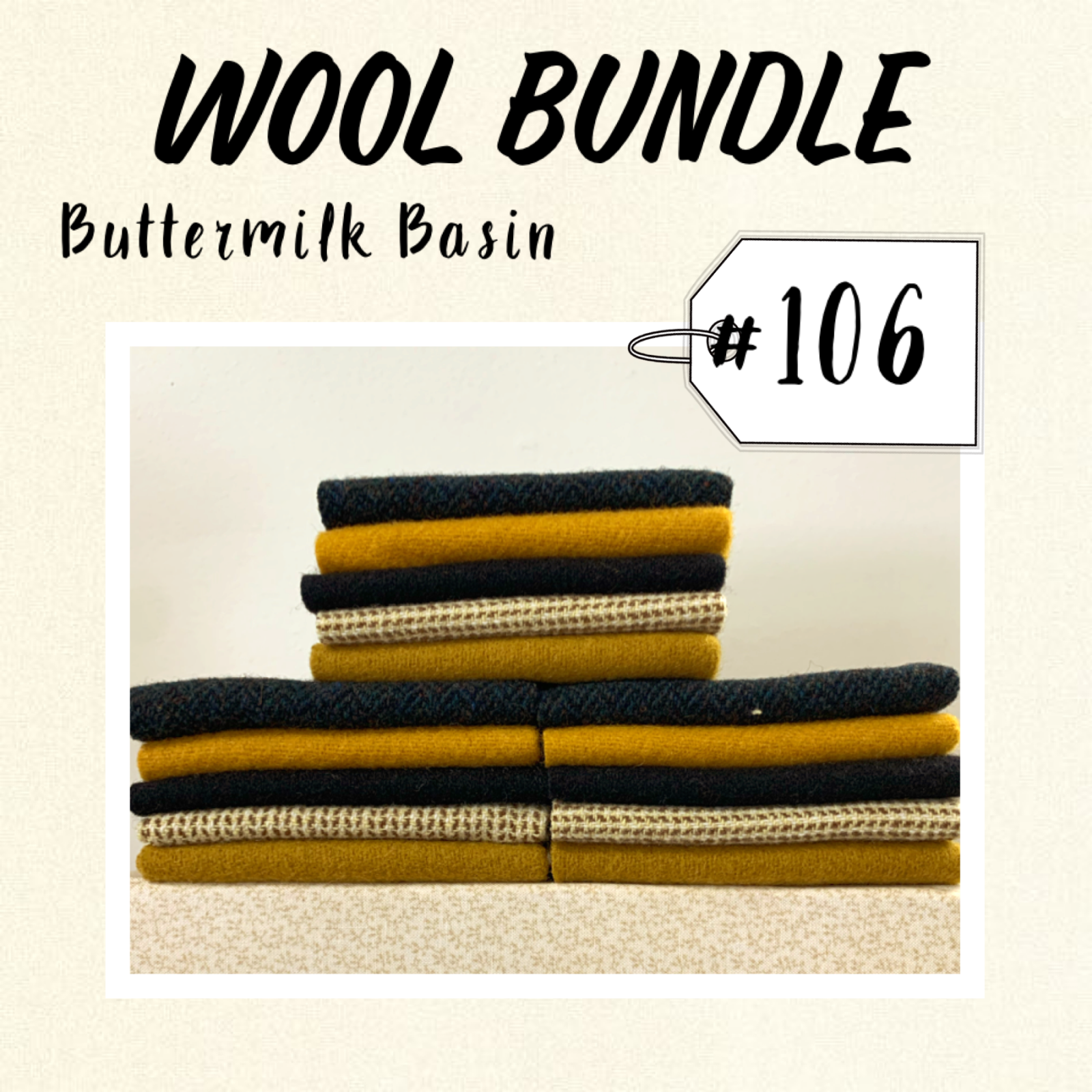 Wool Bundle #106