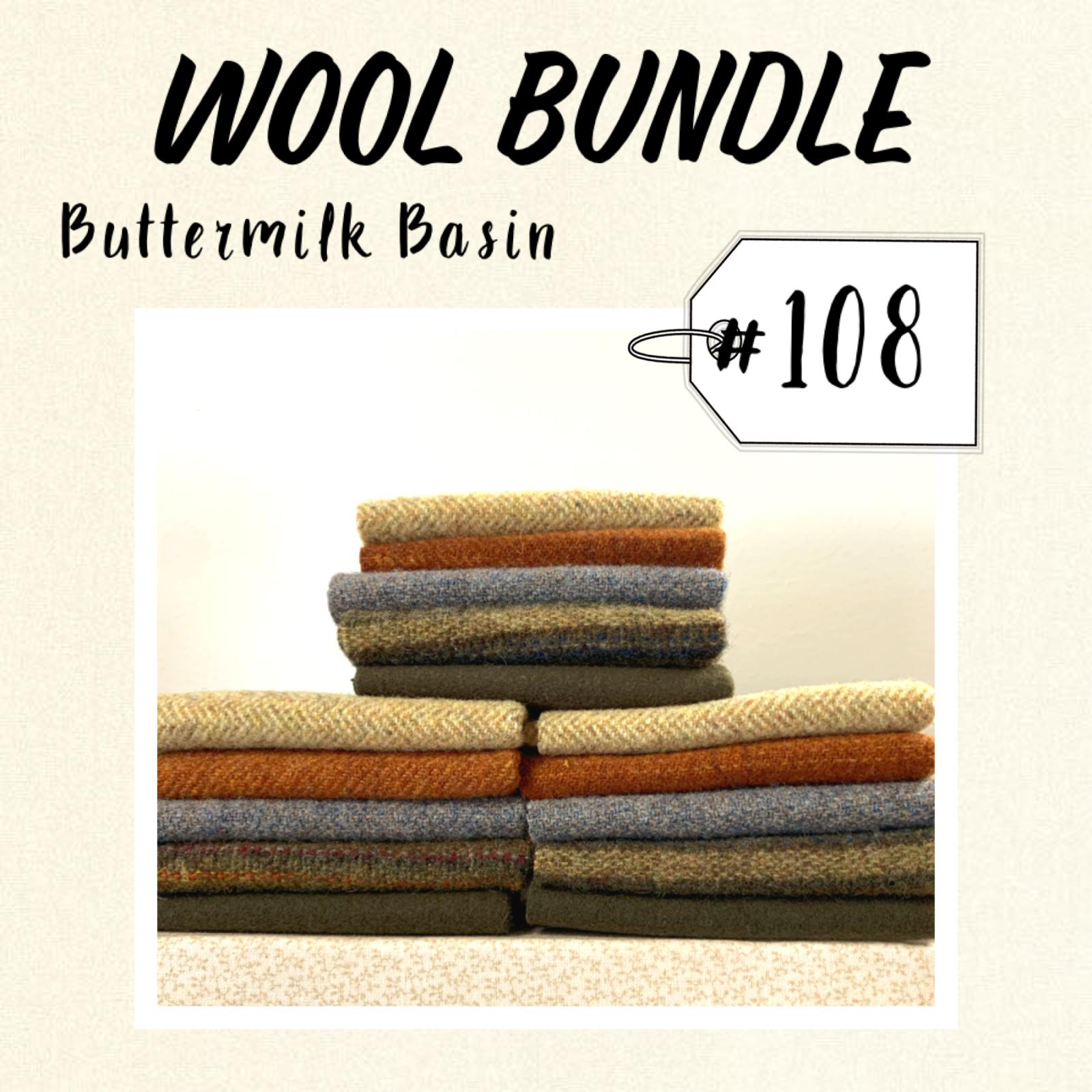 Wool Bundle #108