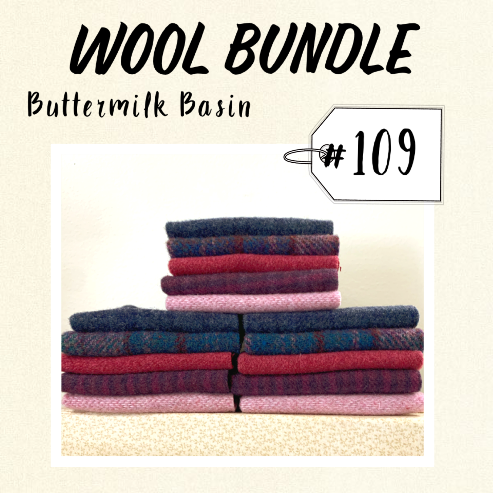 Wool Bundle #109