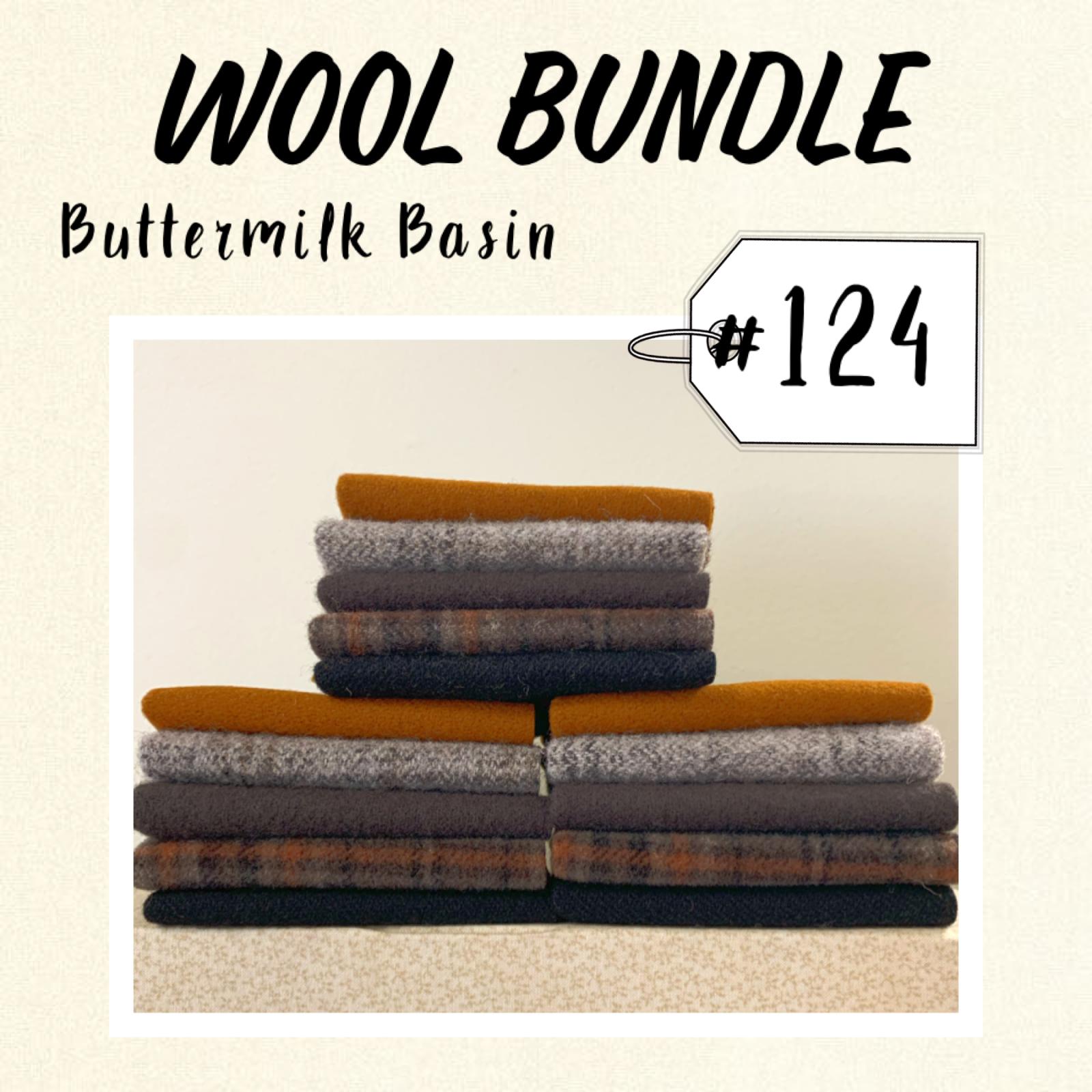 Wool Bundle #124