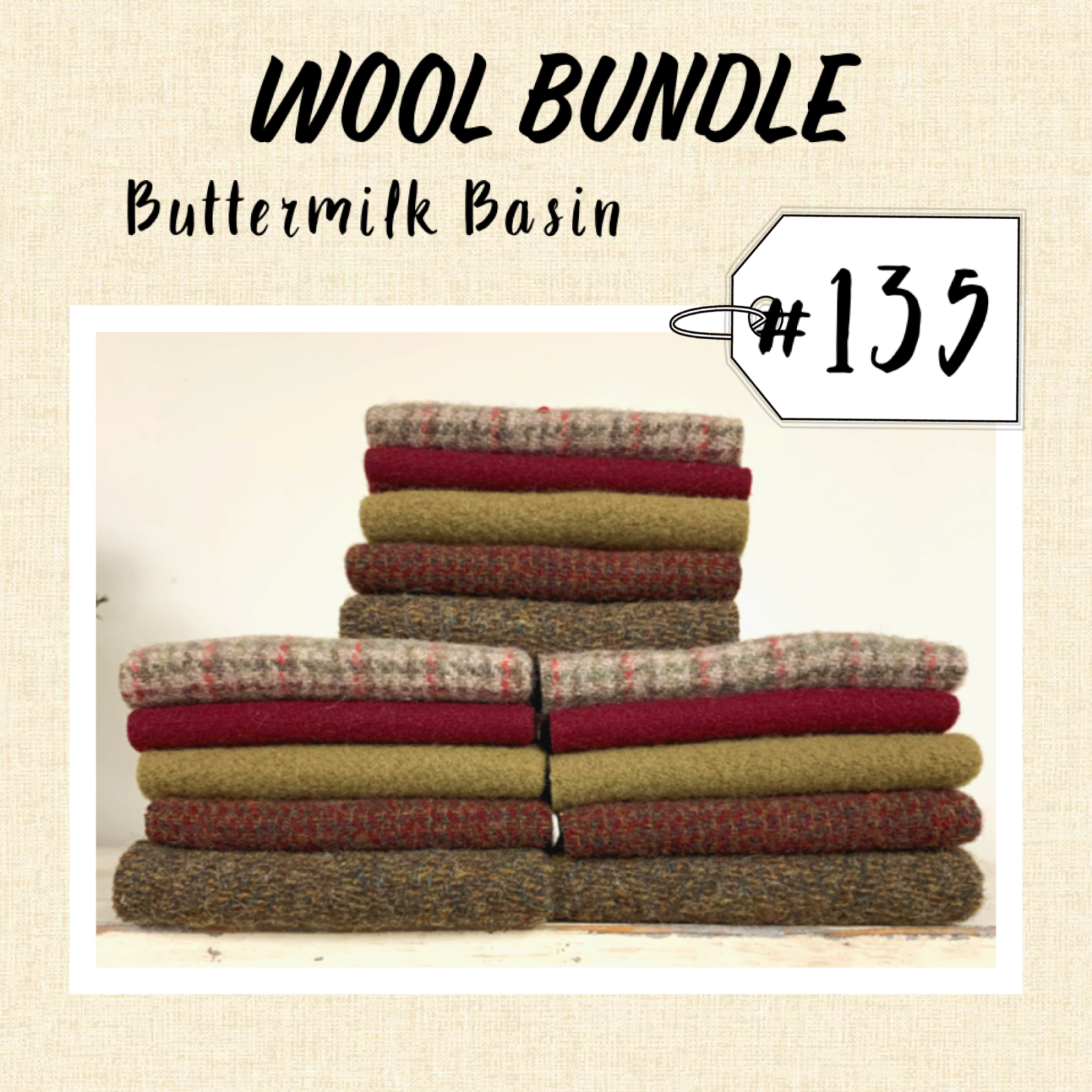 Wool Bundle #135