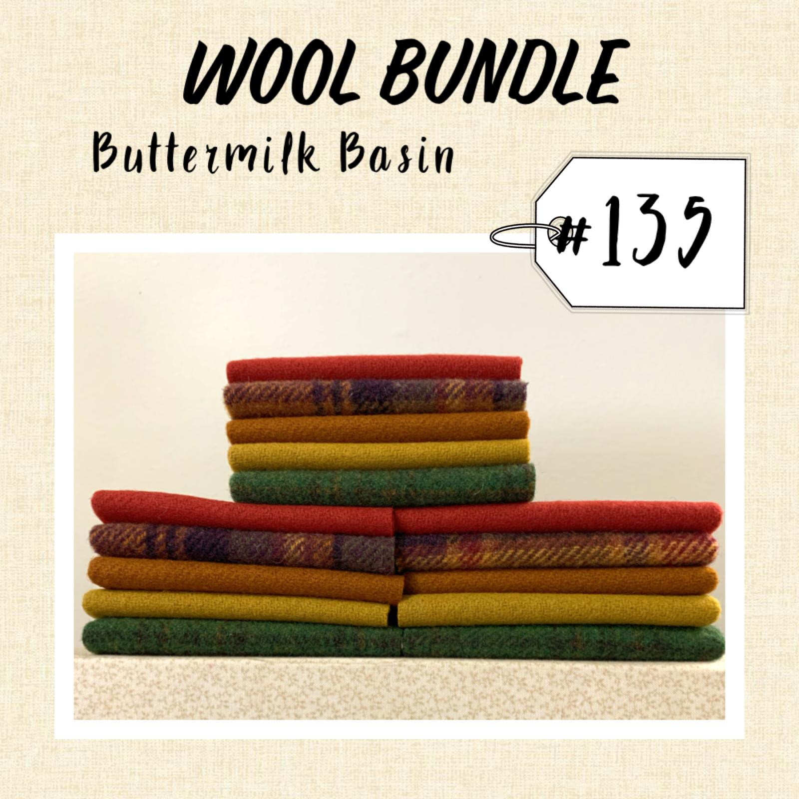 Wool Bundle #135B