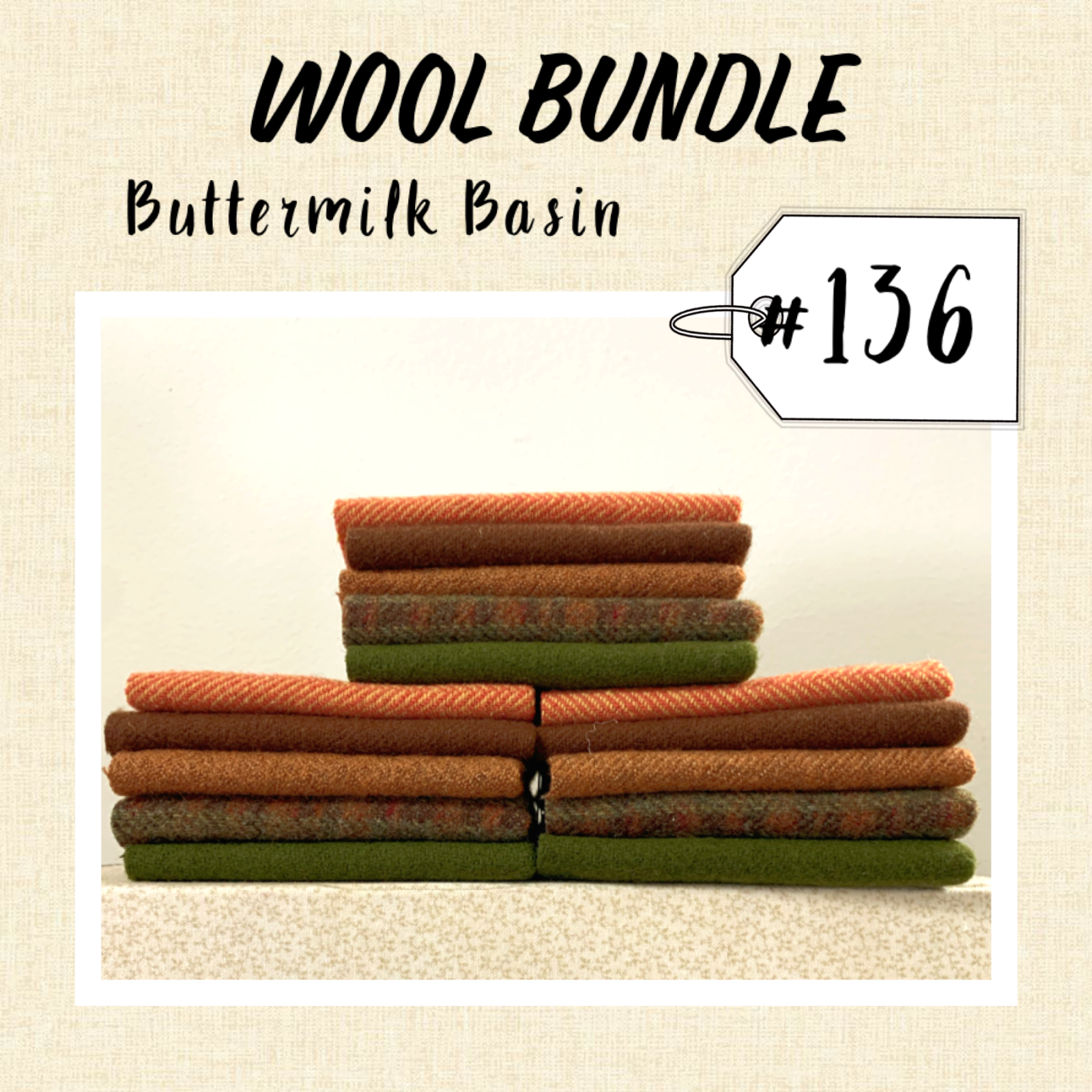 Wool Bundle #136B