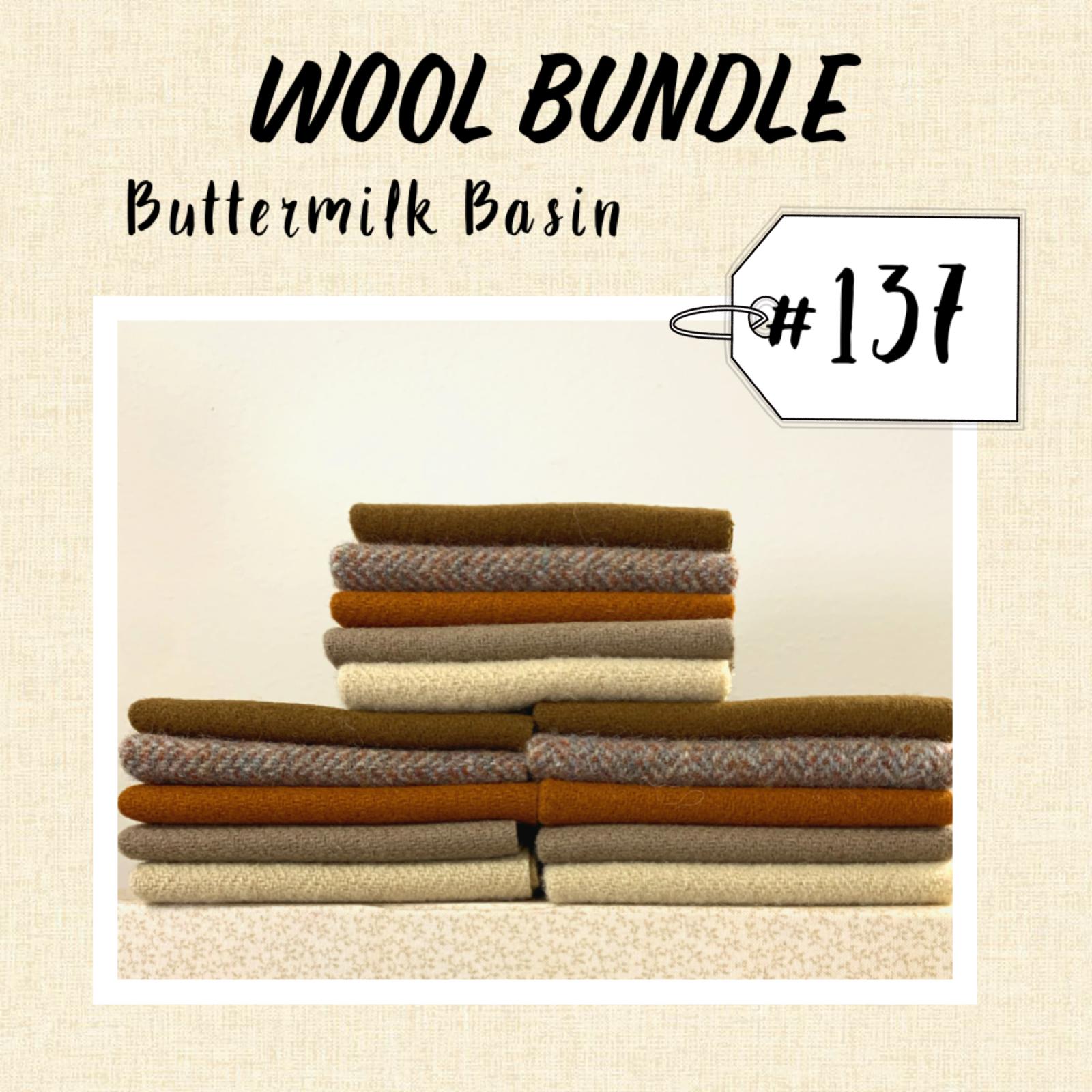 Wool Bundle #137B