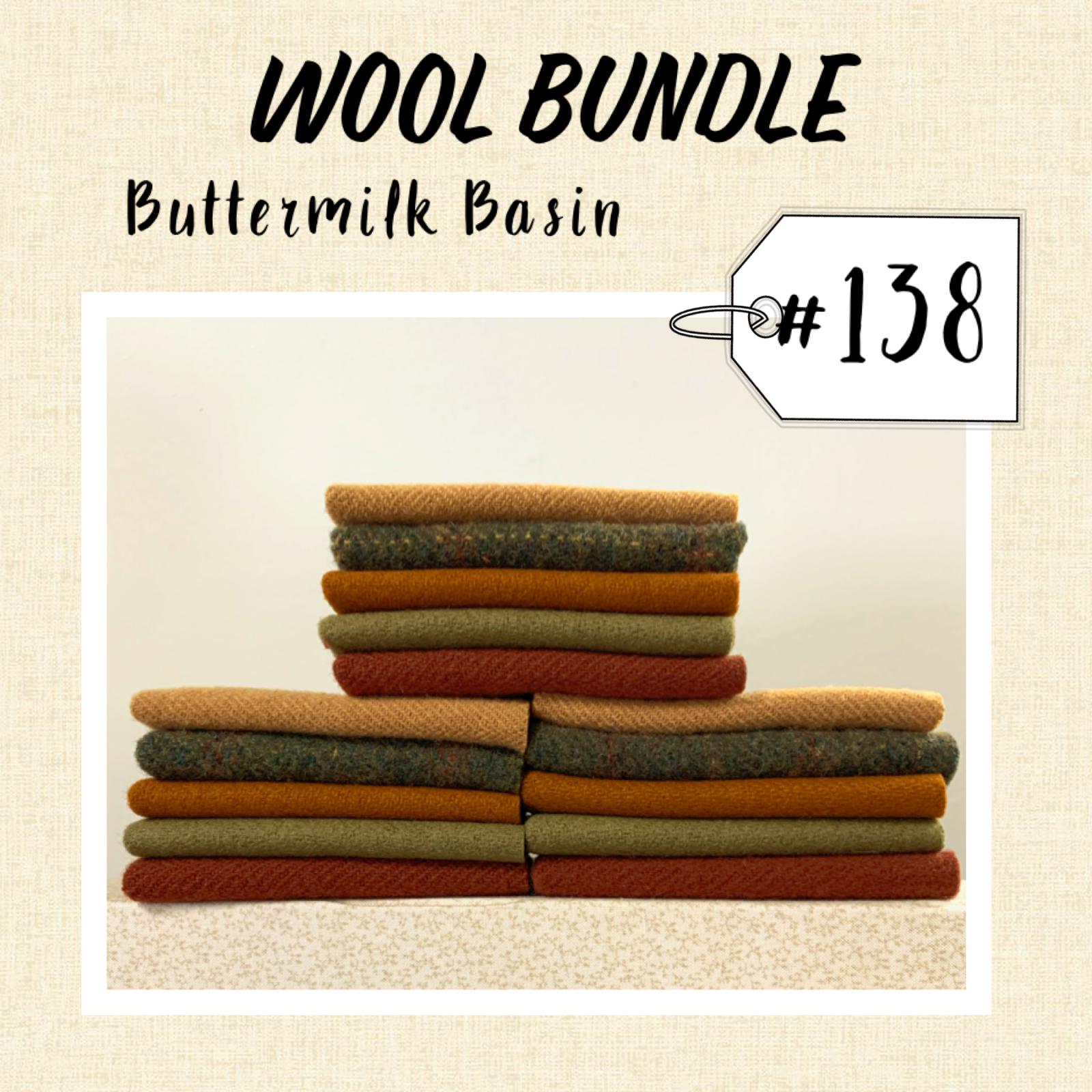 Wool Bundle #138B