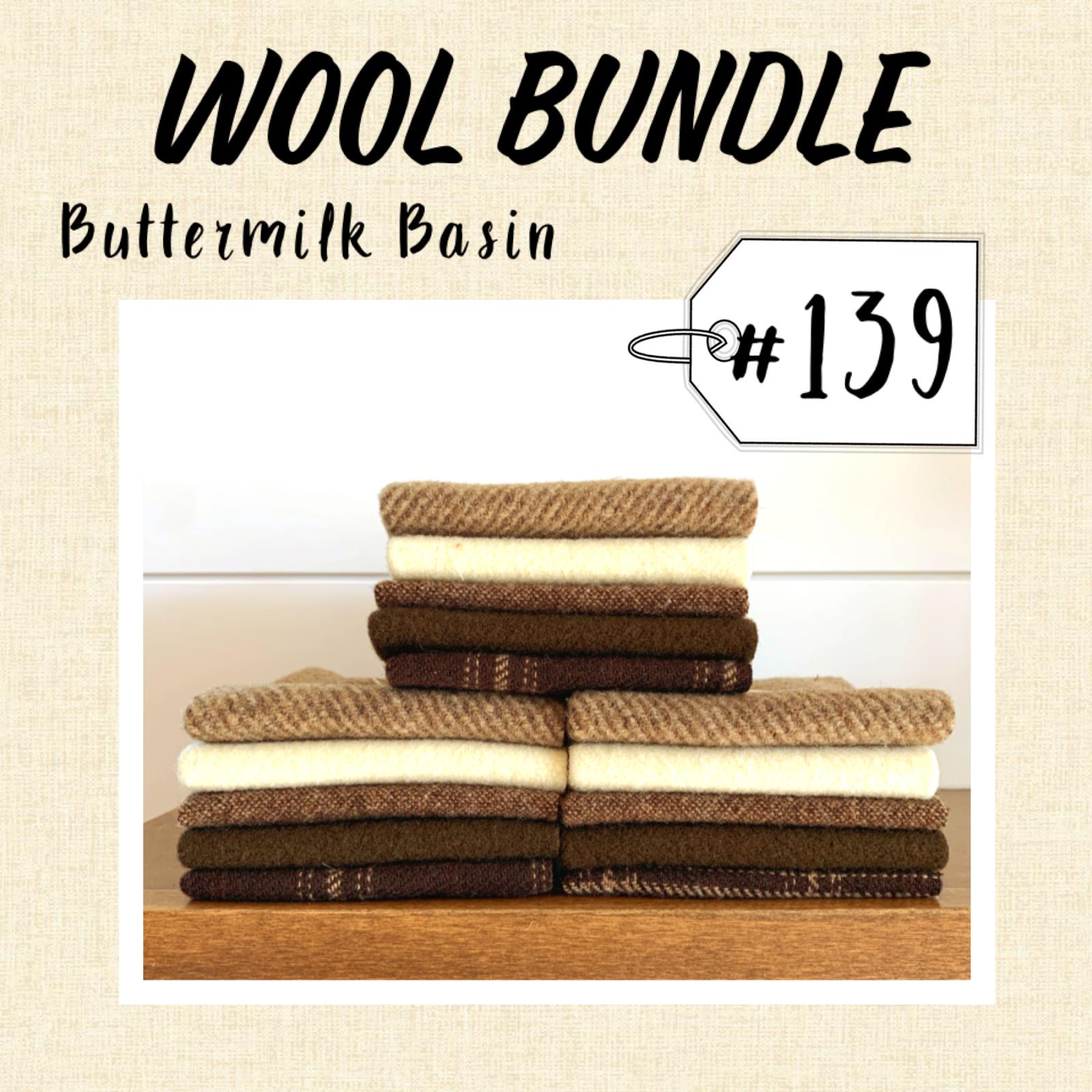 Wool Bundle #139