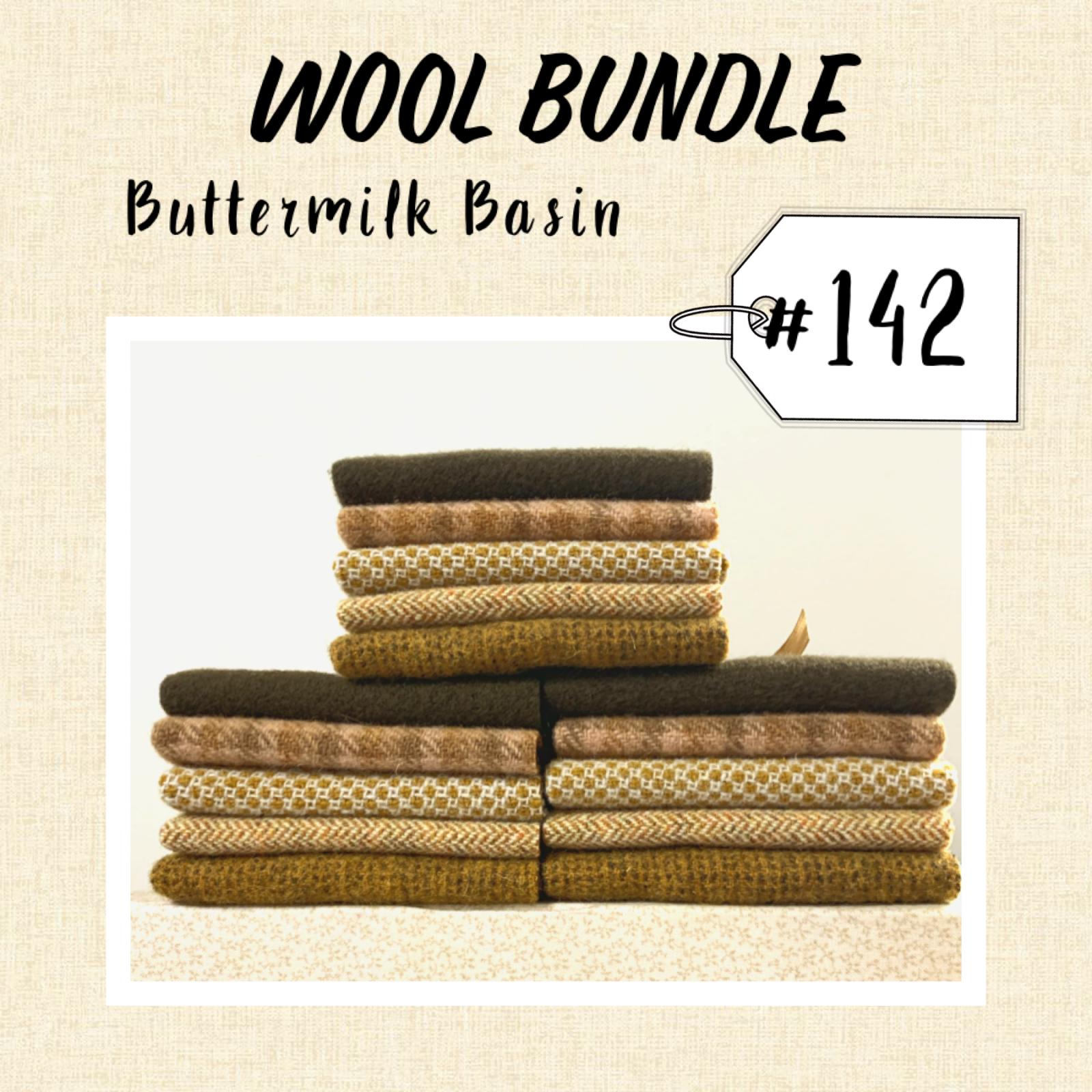 Wool Bundle #142