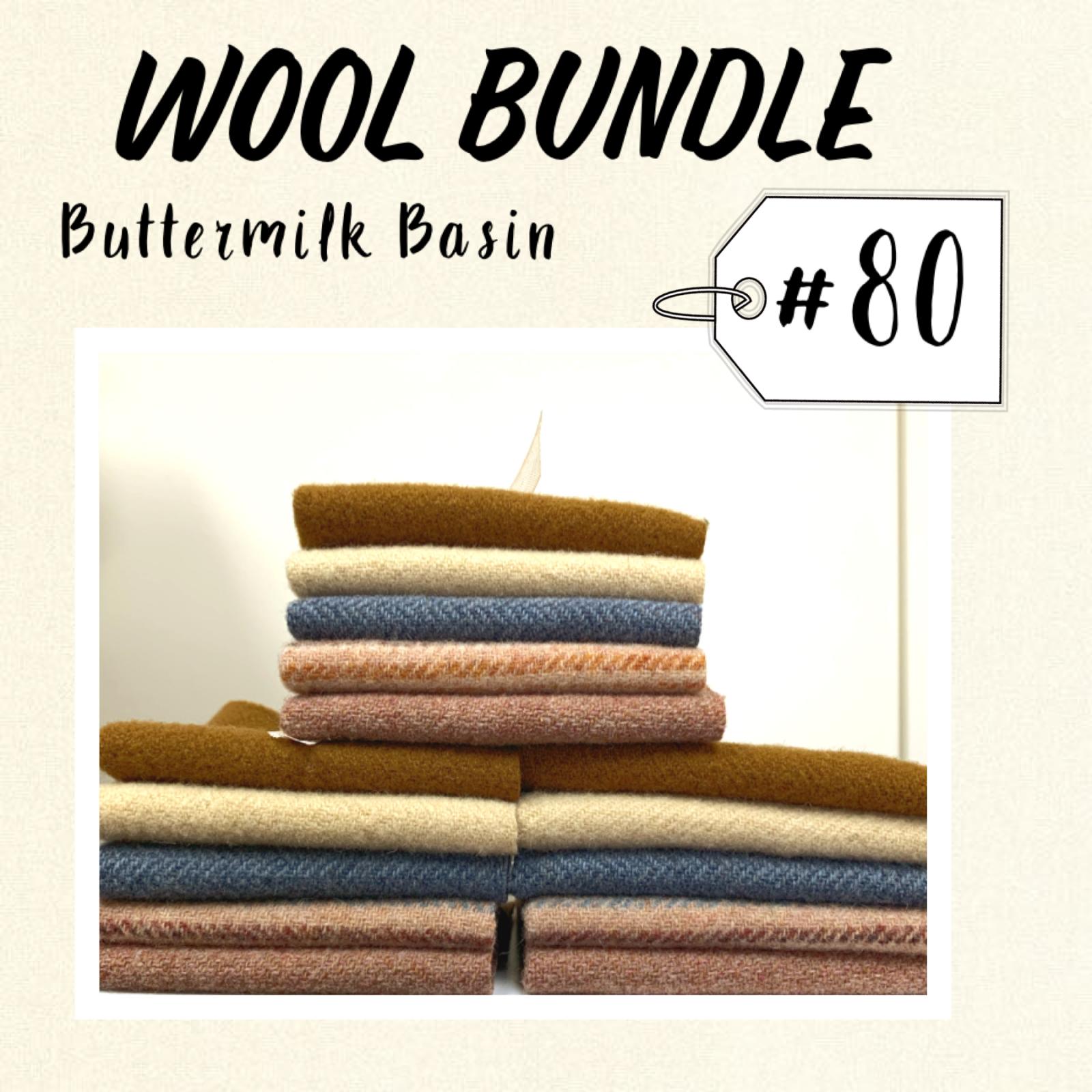 Wool Bundle #80