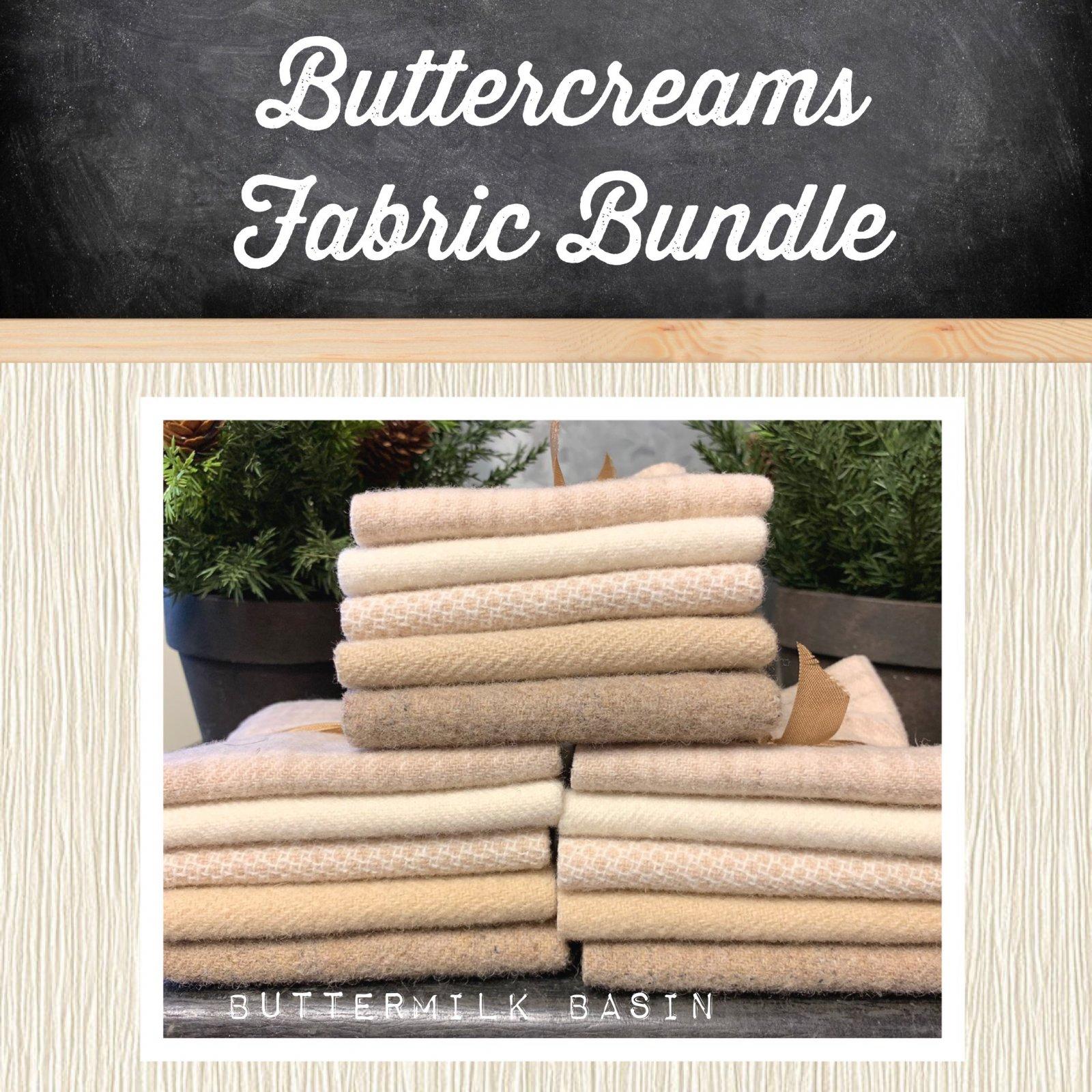Buttercreams Wool Bundle