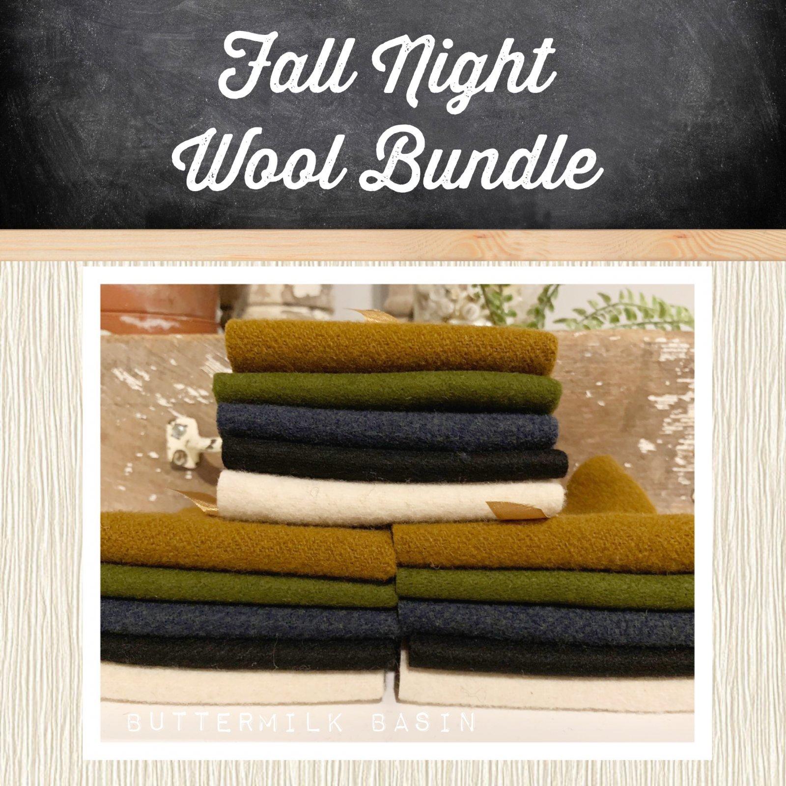 Fall Night Wool Bundle