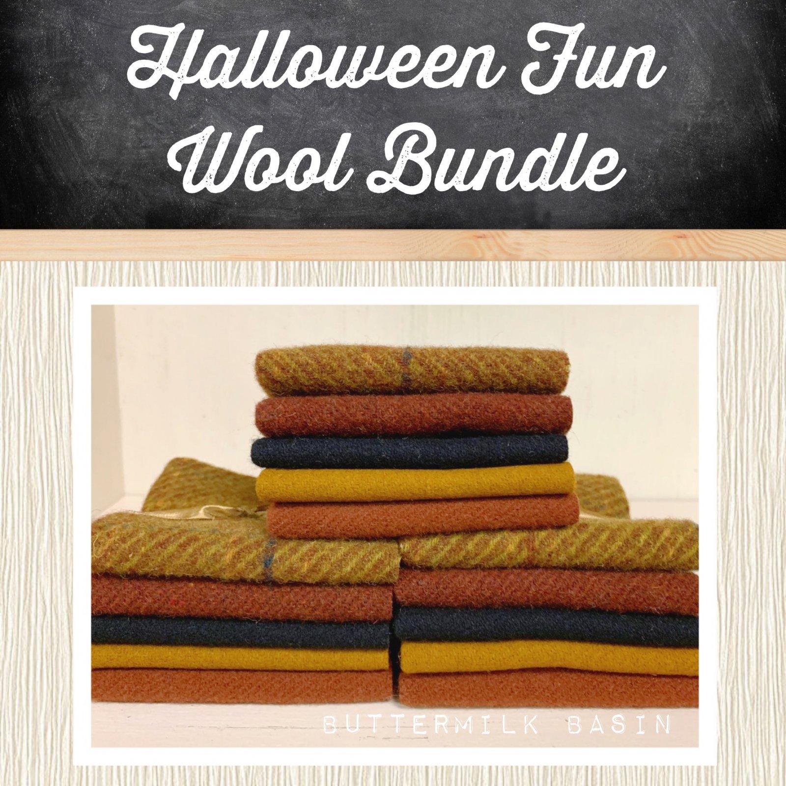Halloween Fun Wool Bundle