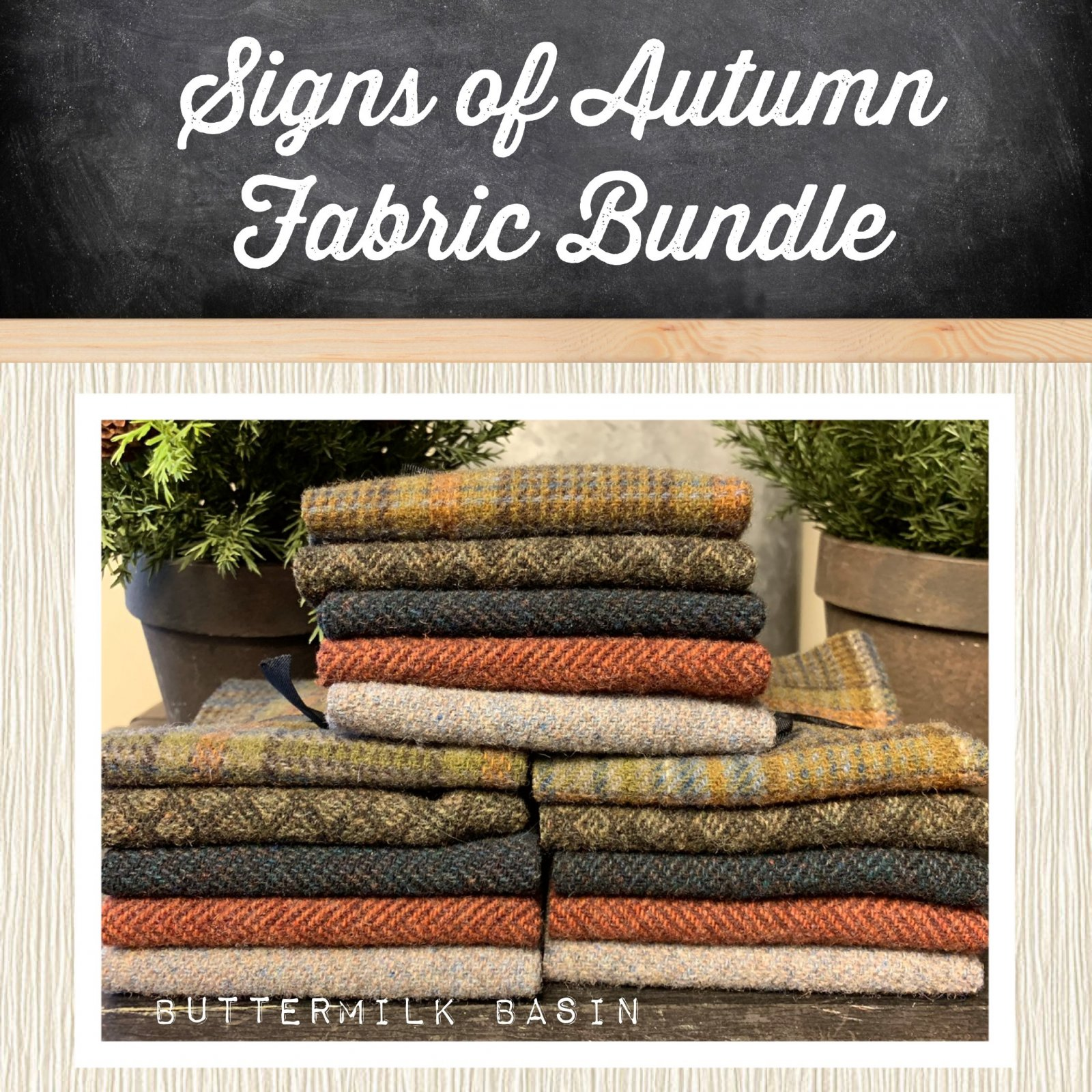 Signs of Autumn Wool Bundle