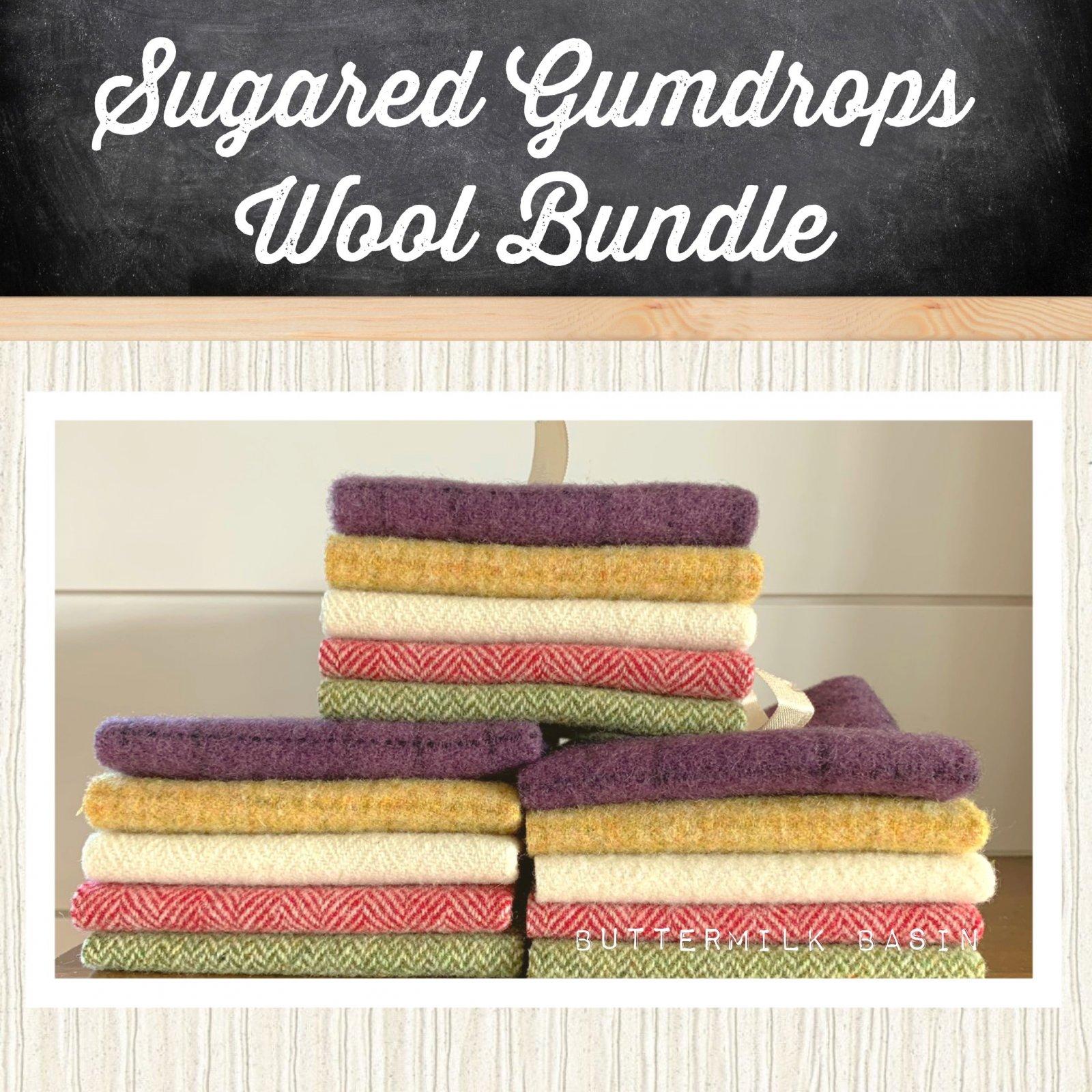 Sugared Gumdrops Wool Bundle